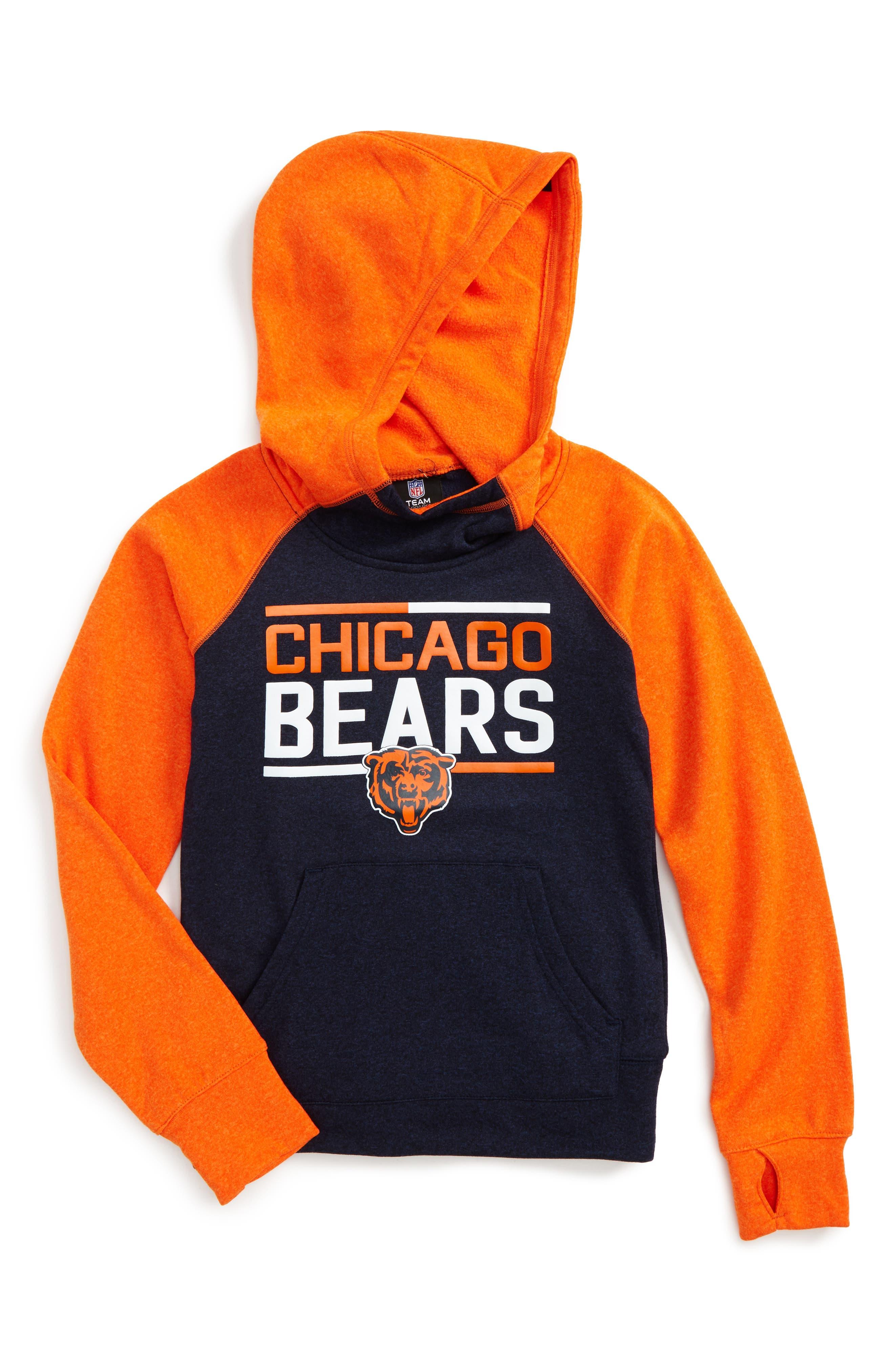 Outerstuff NFL Chicago Bears Hoodie (Big Girls)