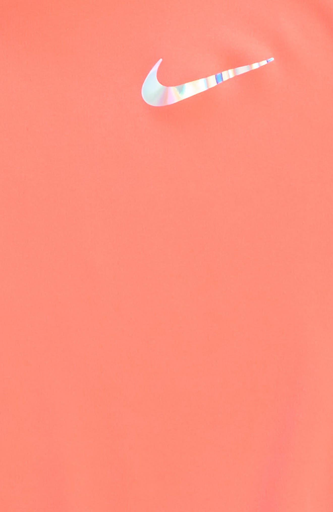 Alternate Image 2  - Nike Dry Modern Tunic (Toddler Girls & Little Girls)
