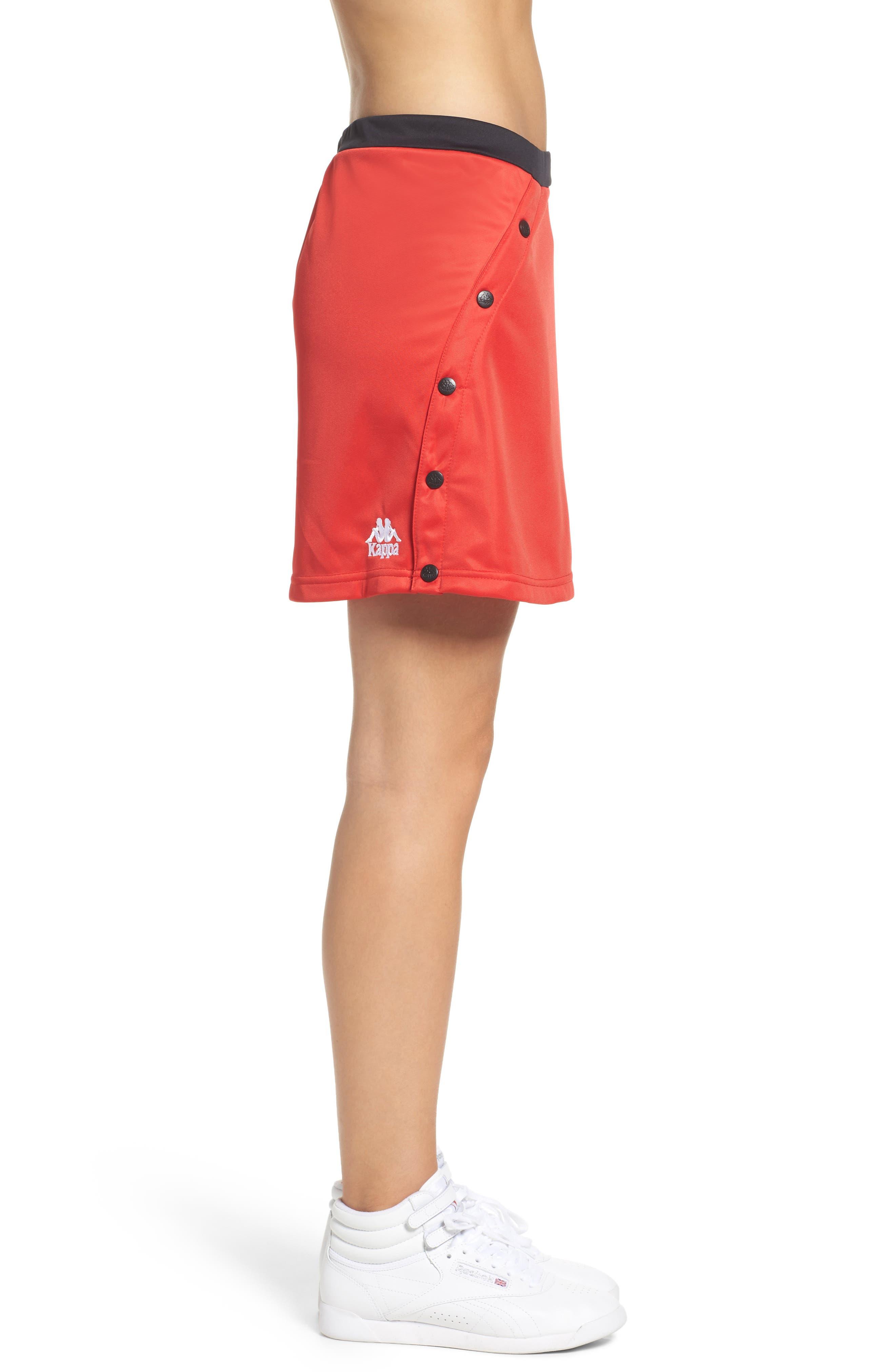 Alternate Image 3  - Kappa Authentic Piqué Skirt