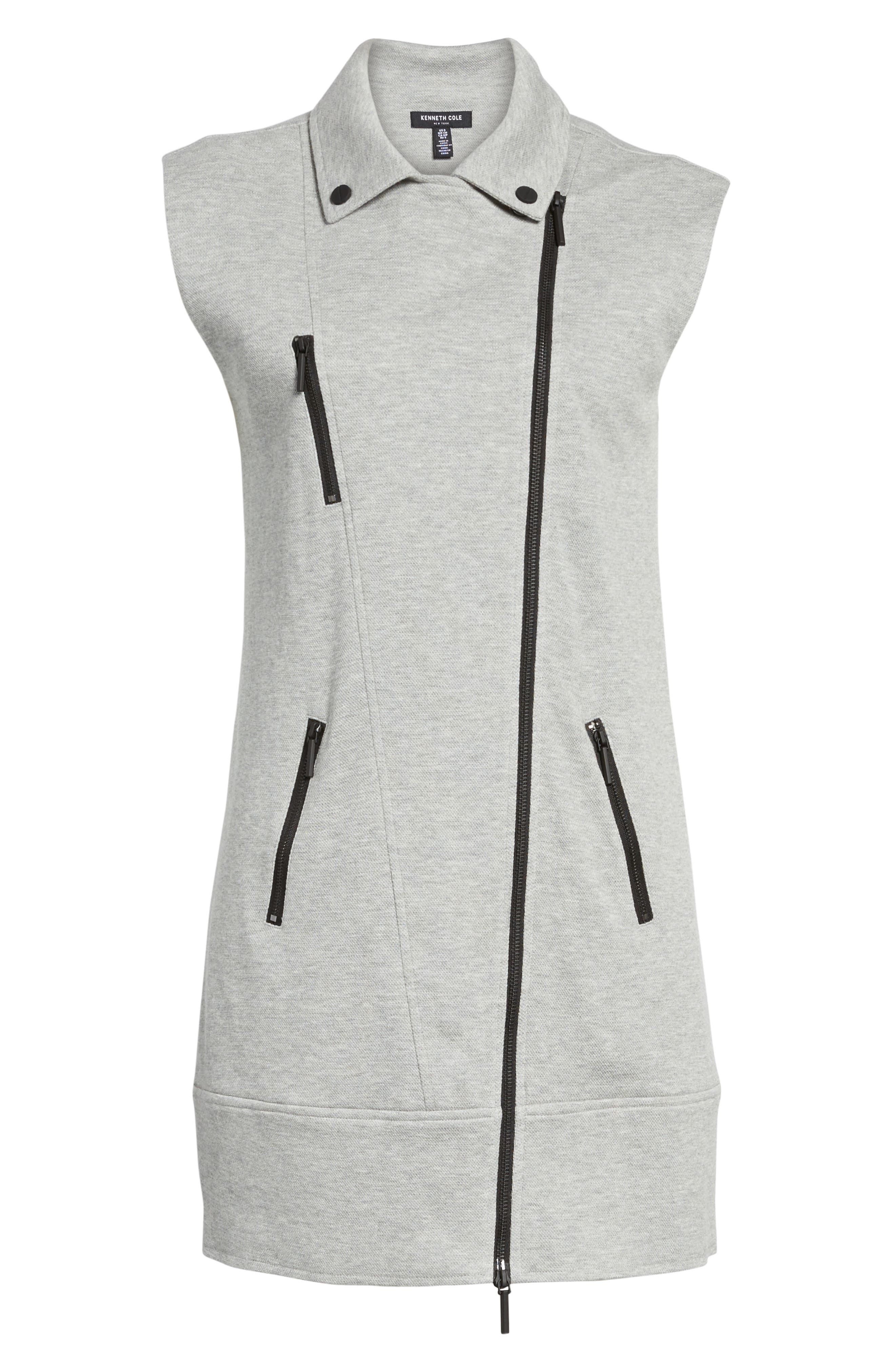 Alternate Image 6  - Kenneth Cole New York Moto Vest