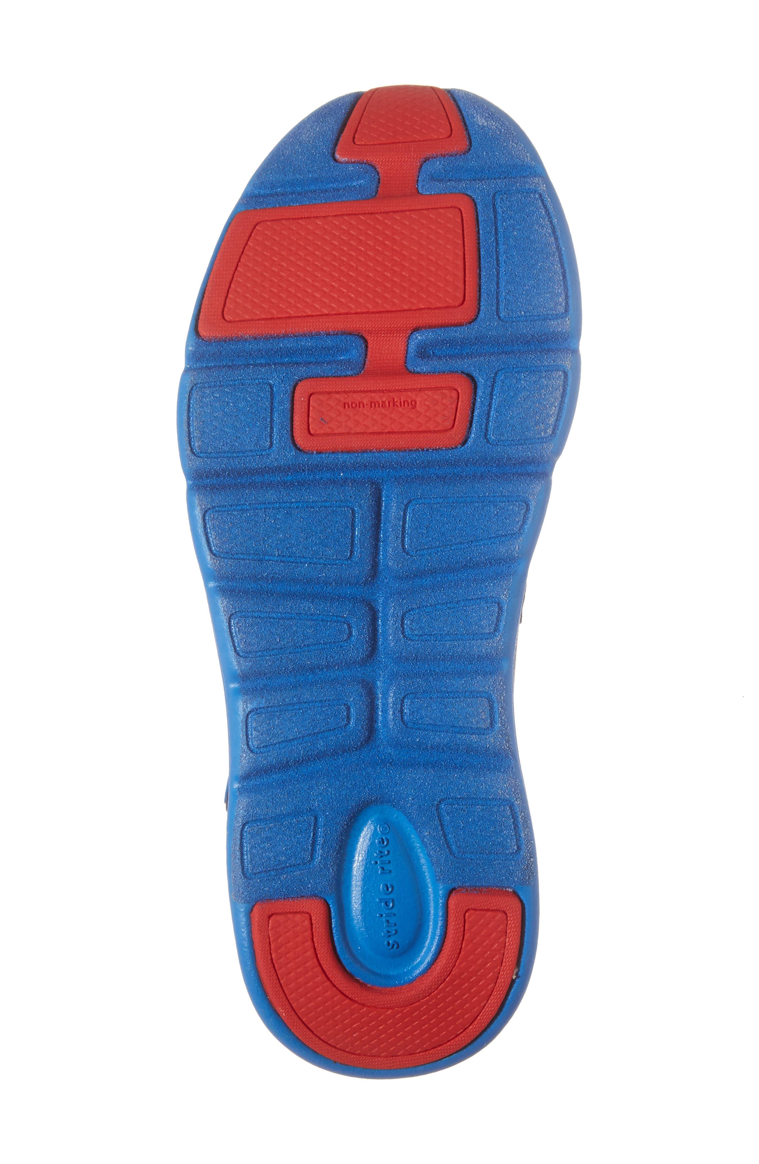 Alternate Image 6  - Stride Rite Made2Play® Phibian Mid Top Sneaker (Baby, Walker & Toddler)