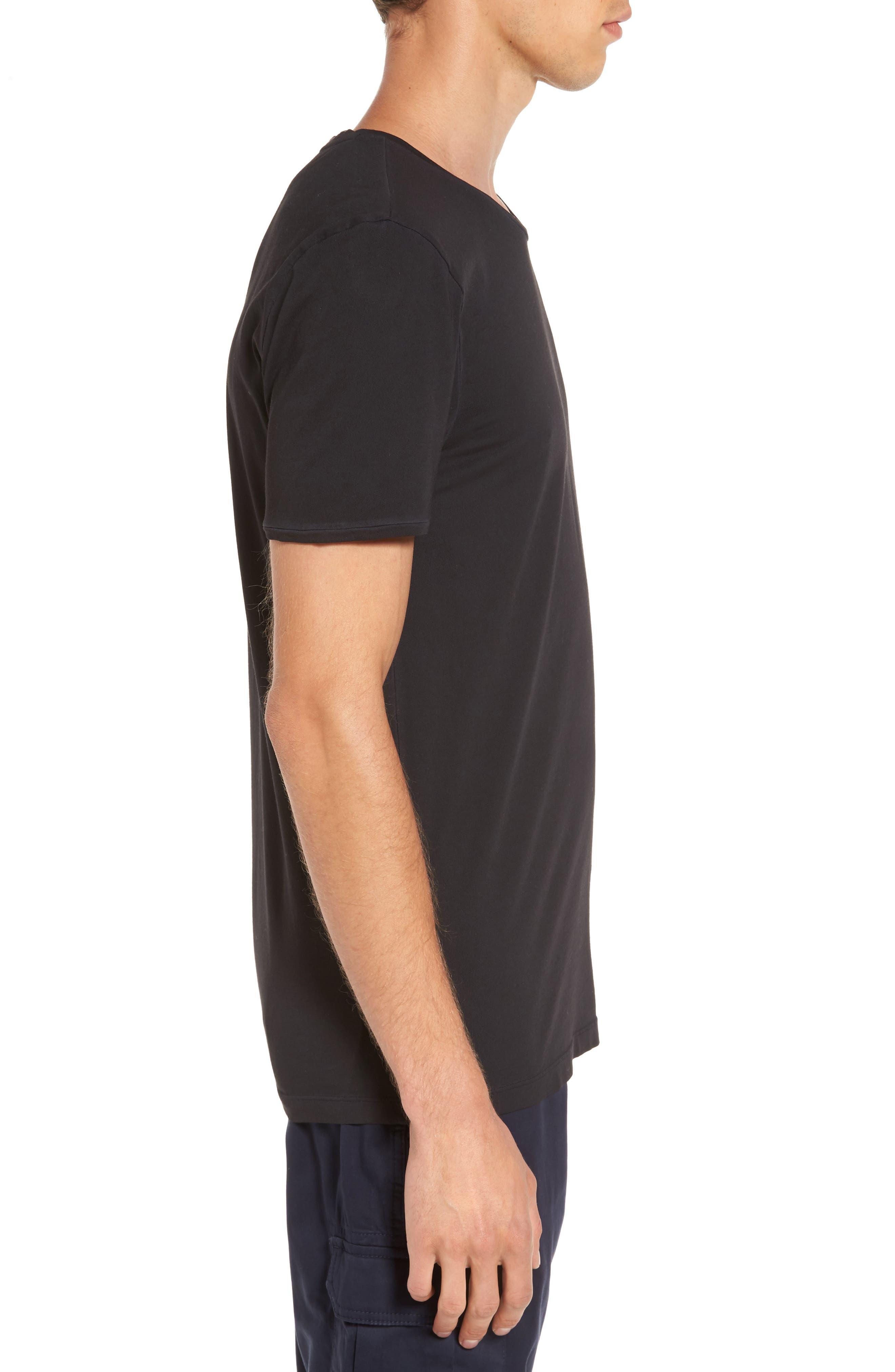 Alternate Image 3  - BOSS Orange Touring Solid T-Shirt