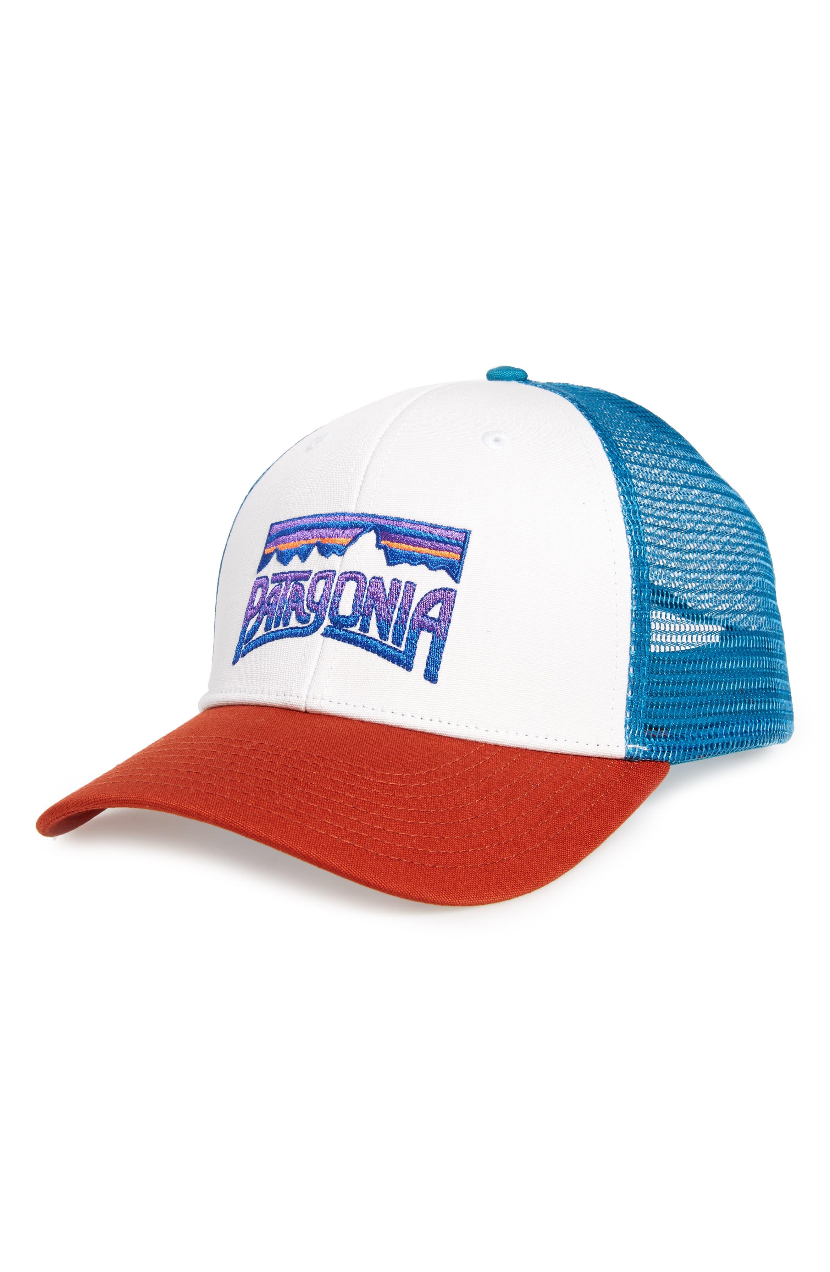 PATAGONIA Fitz Roy Frostbite Trucker Cap