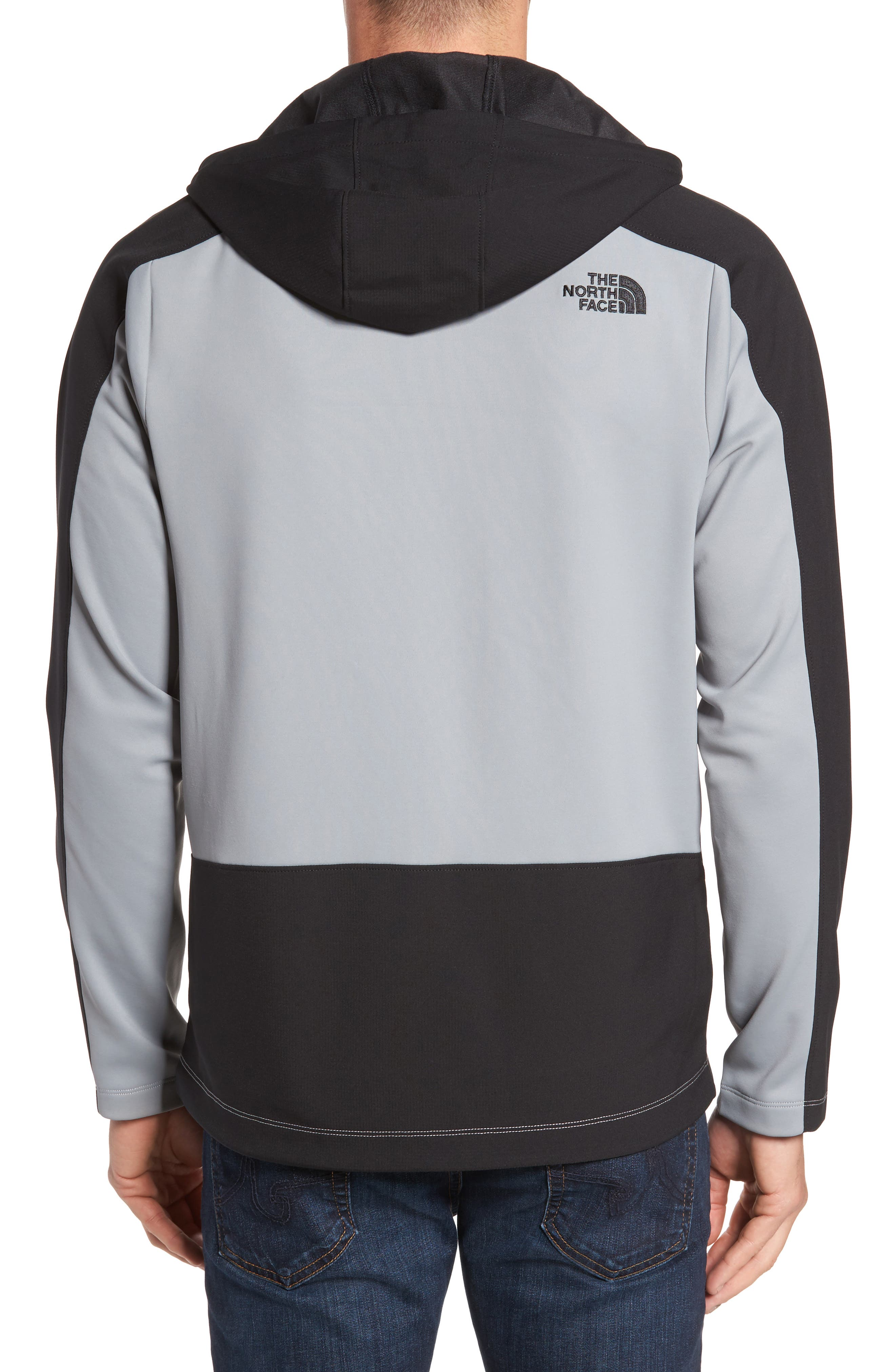 Alternate Image 2  - The North Face Tenacious Water Repellent Hybrid Jacket