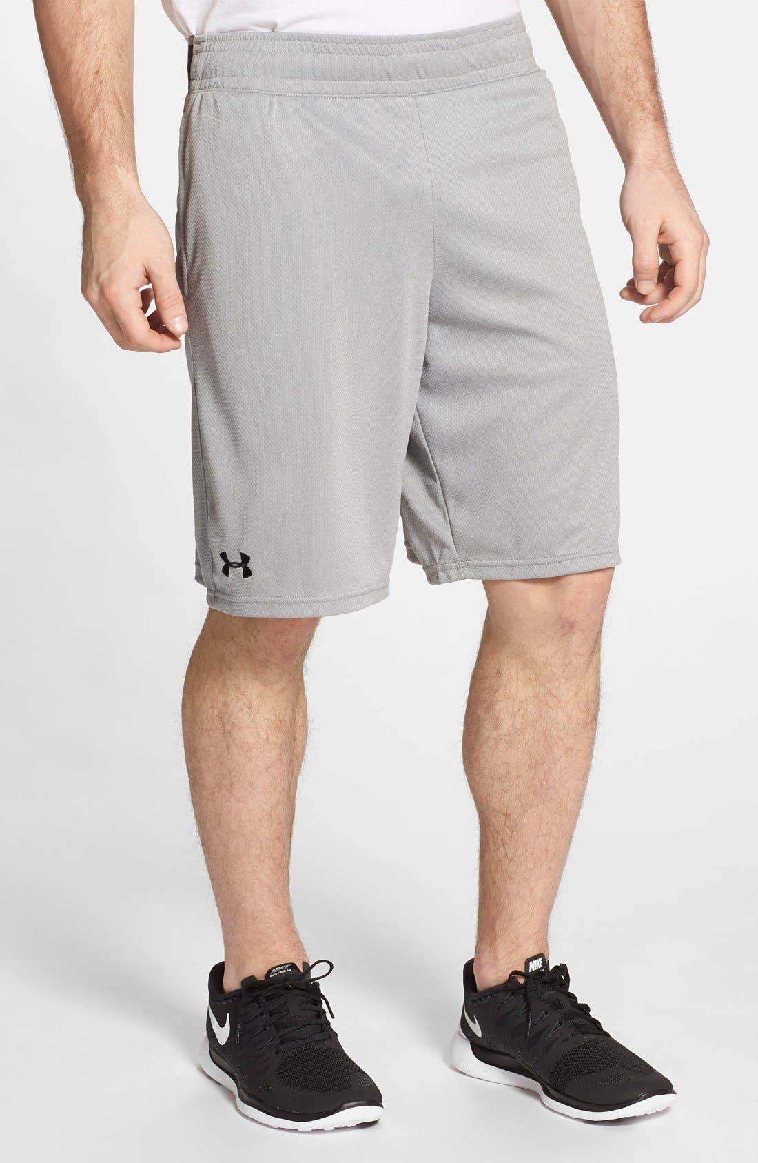 Alternate Image 3  - Under Armour 'Reflex' HeatGear® Mesh Knit Shorts
