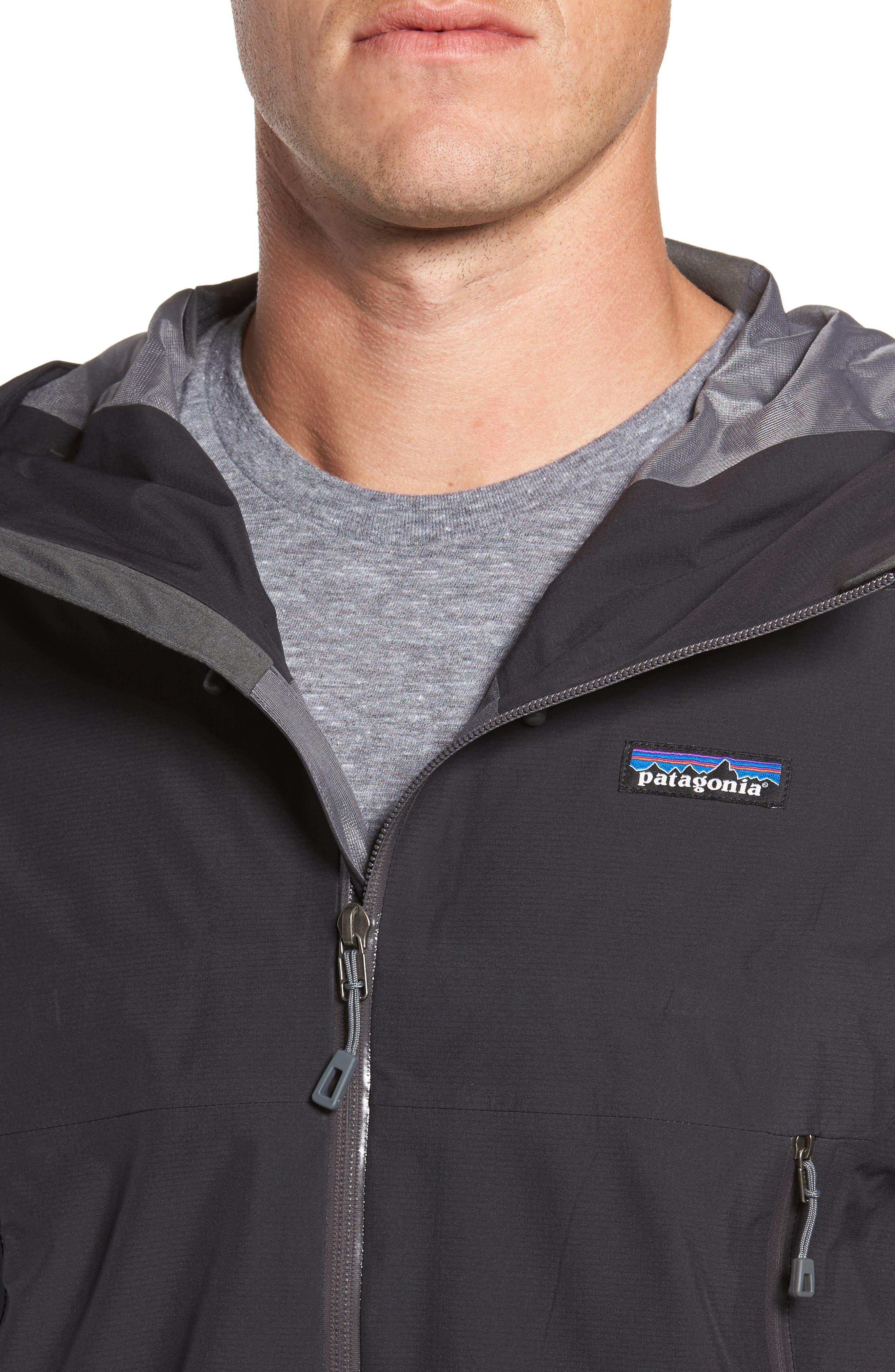 Alternate Image 4  - Patagonia Cloud Ridge Waterproof Jacket