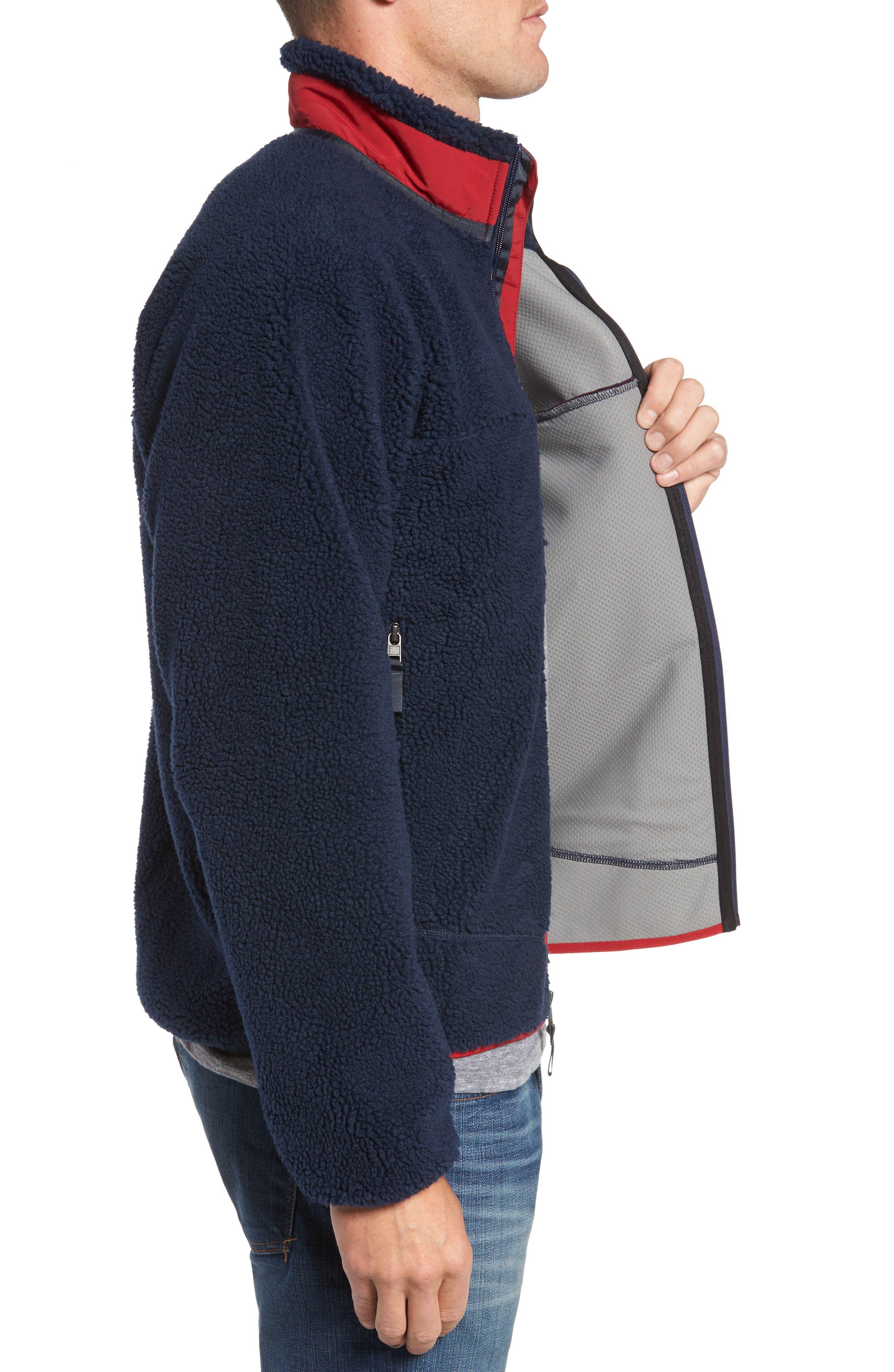 Alternate Image 3  - Patagonia Retro-X Fleece Jacket