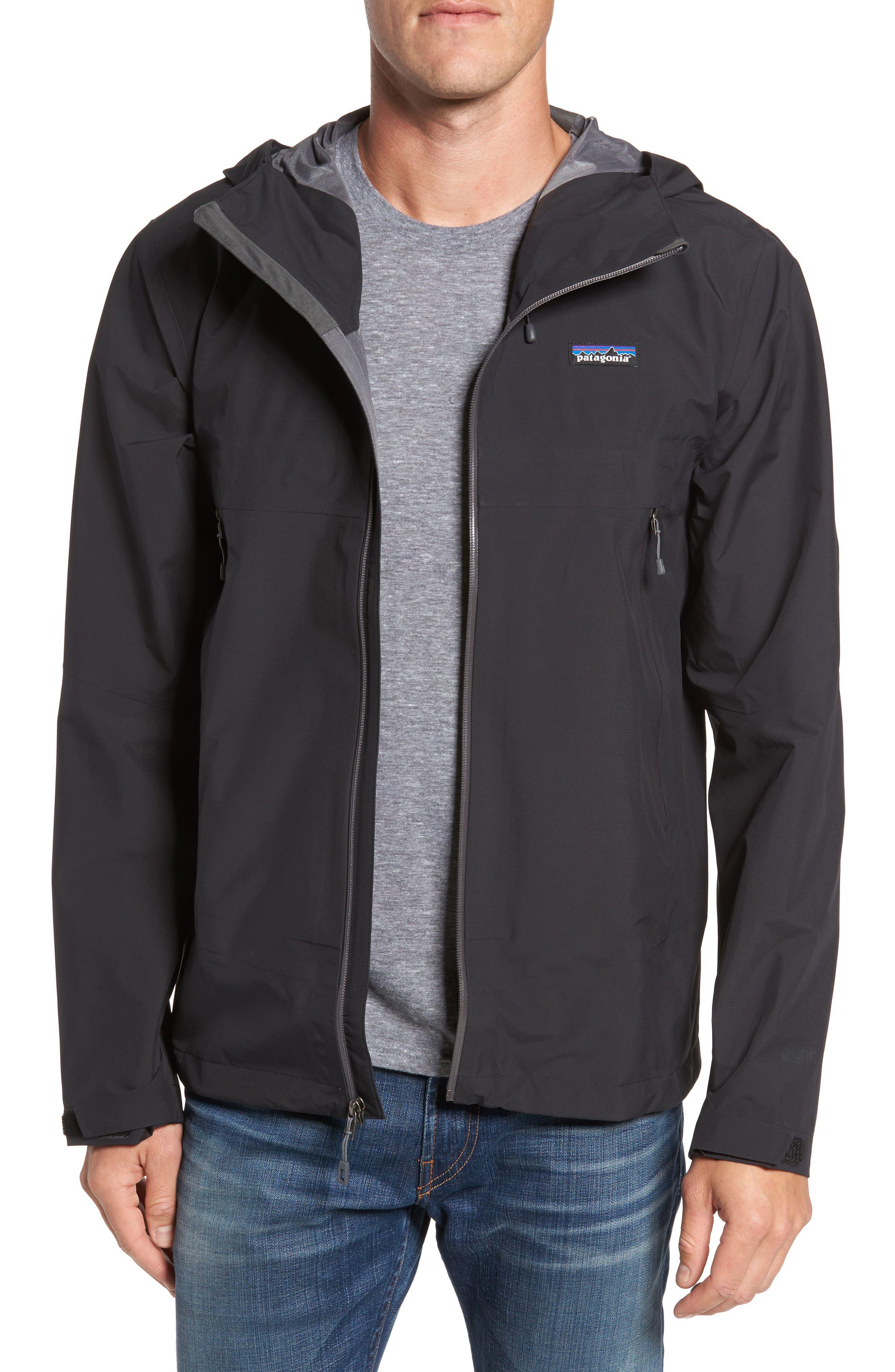 Cloud Ridge Waterproof Jacket,                         Main,                         color, Black