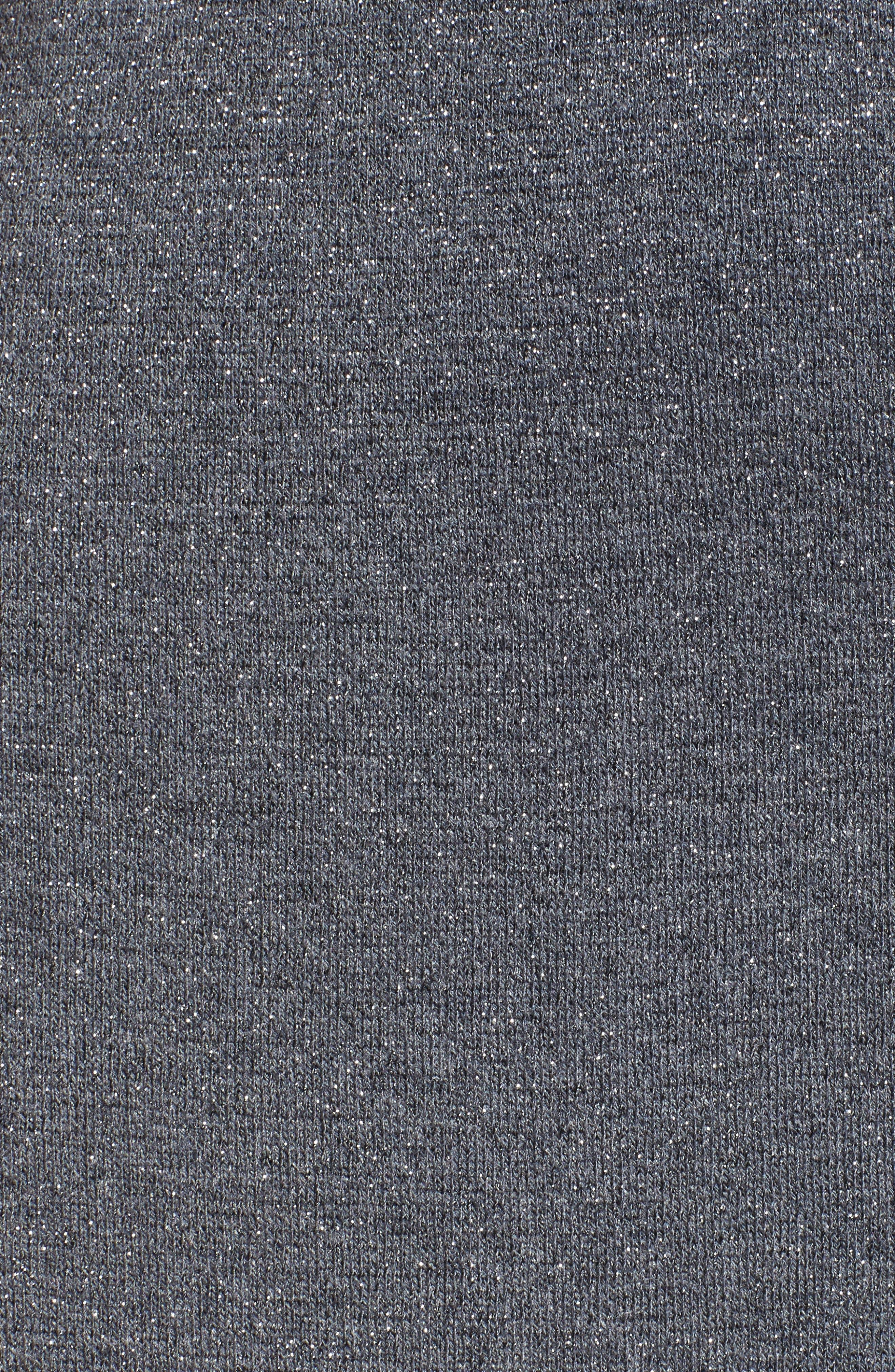 Alternate Image 5  - NIC+ZOE Draped Faux Wrap Dress