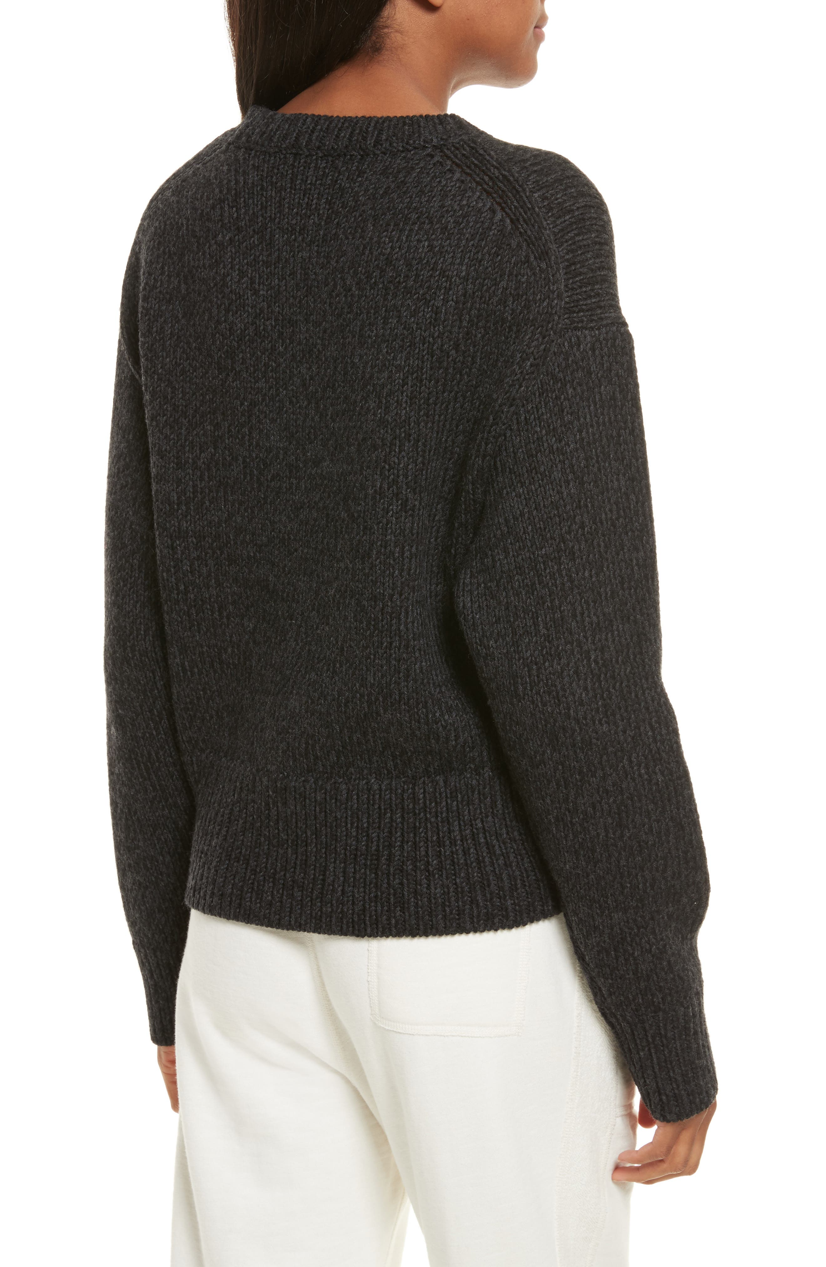 Alternate Image 2  - rag & bone/JEAN Sheila Crewneck Sweater