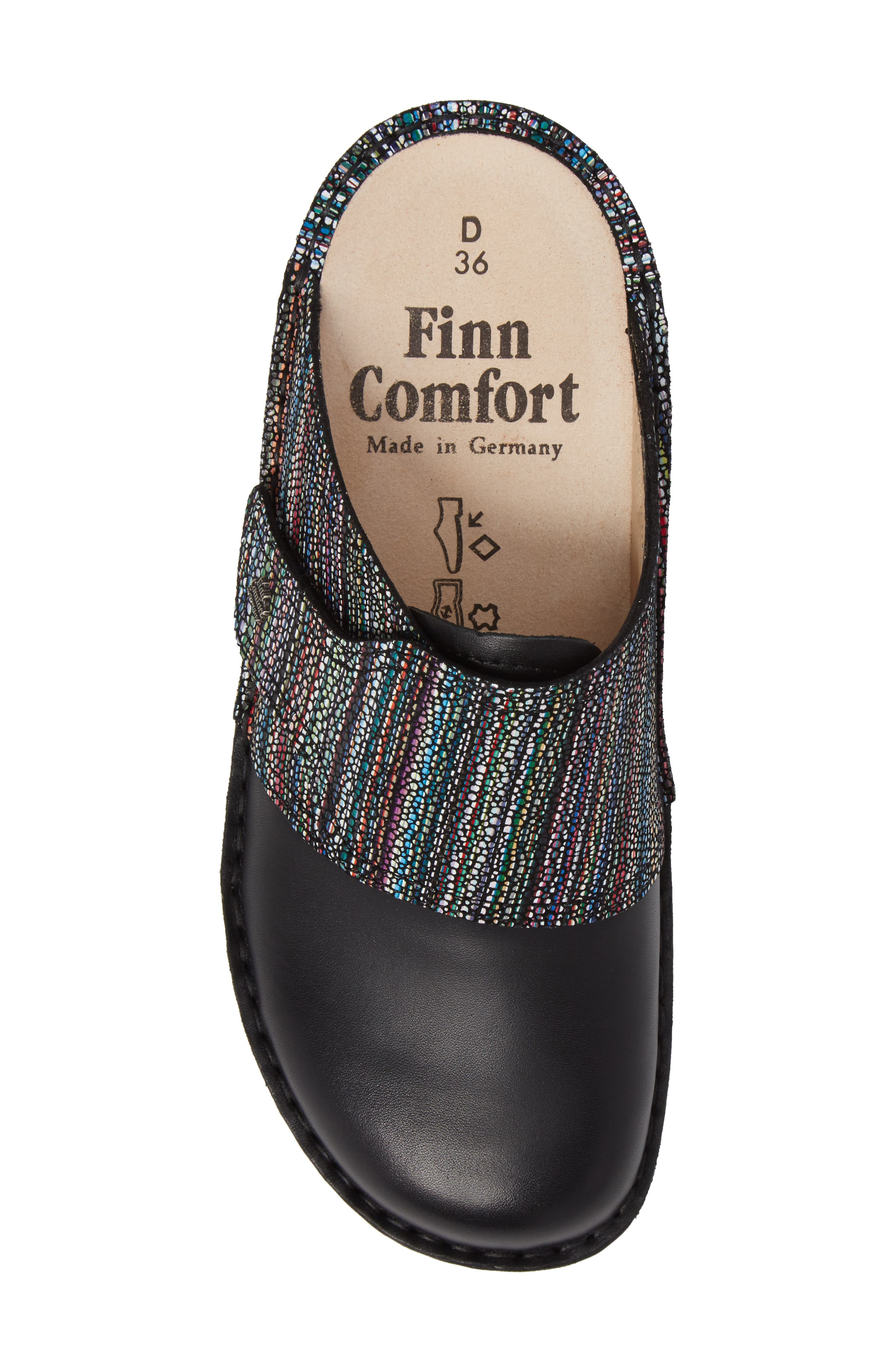 Alternate Image 5  - Finn Comfort Aussee Clog (Women)