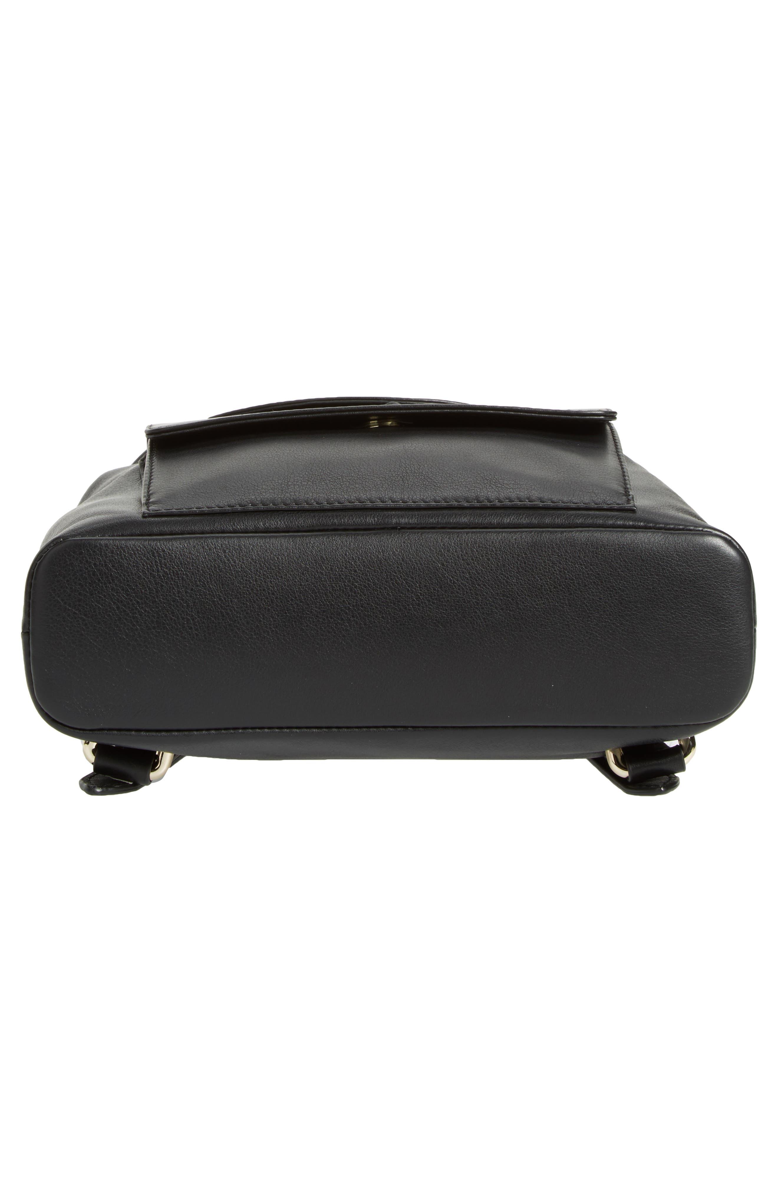 Alternate Image 6  - M2Malletier Calfskin Leather Backpack