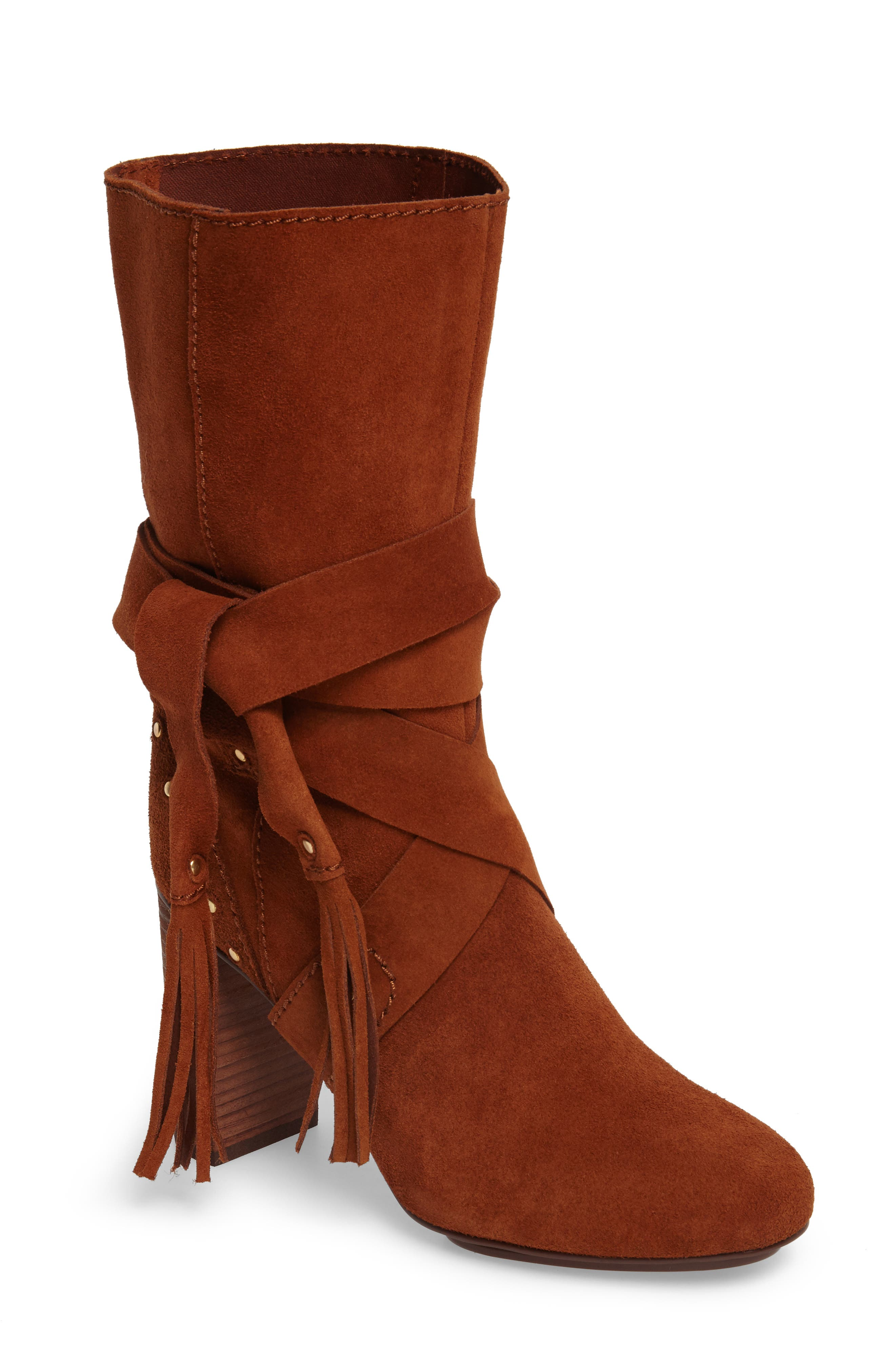 See by Chloé Dasha Bootie (Women)