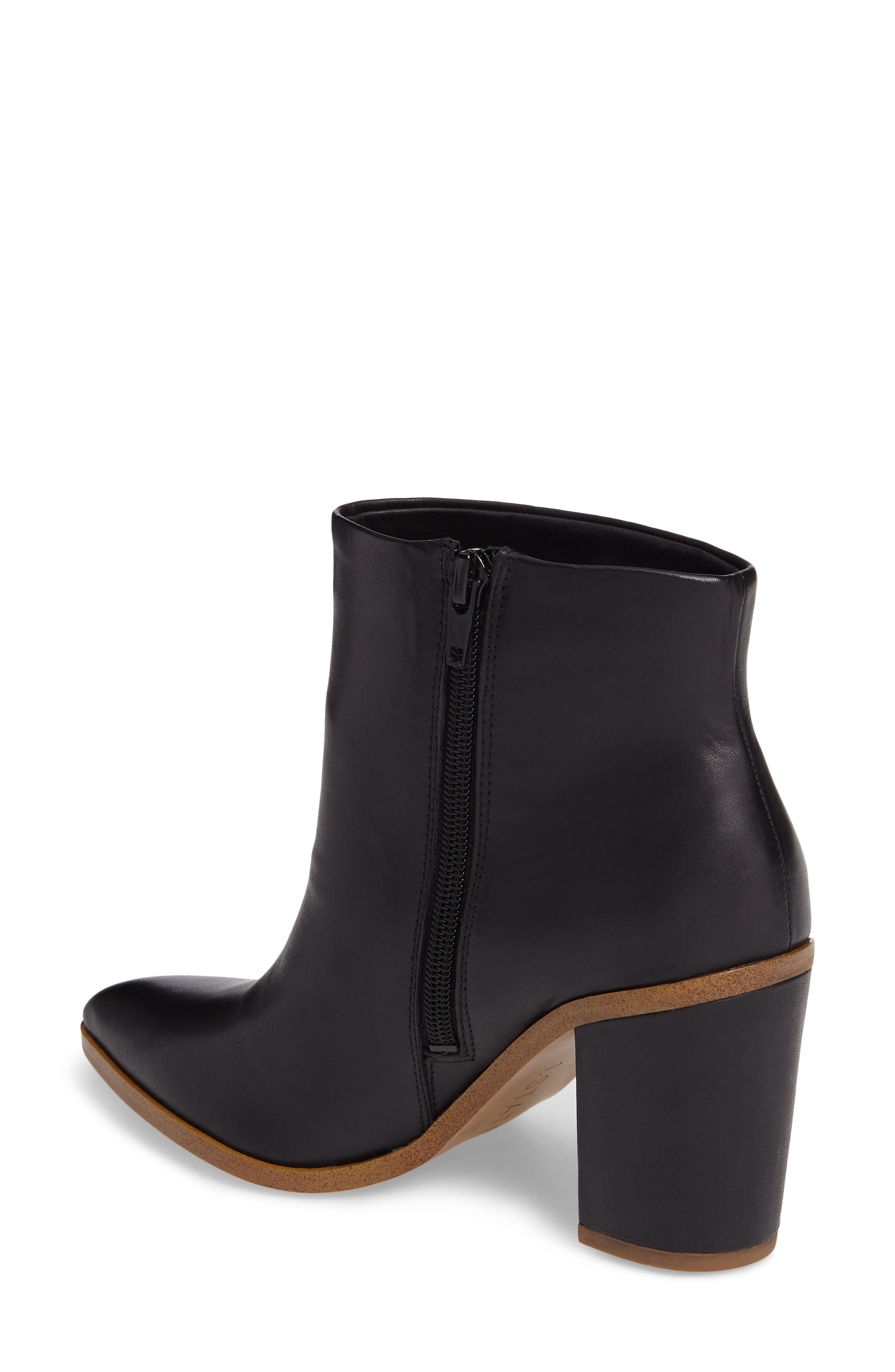 Alternate Image 2  - 1.STATE Paven Pointy Toe Bootie (Women)