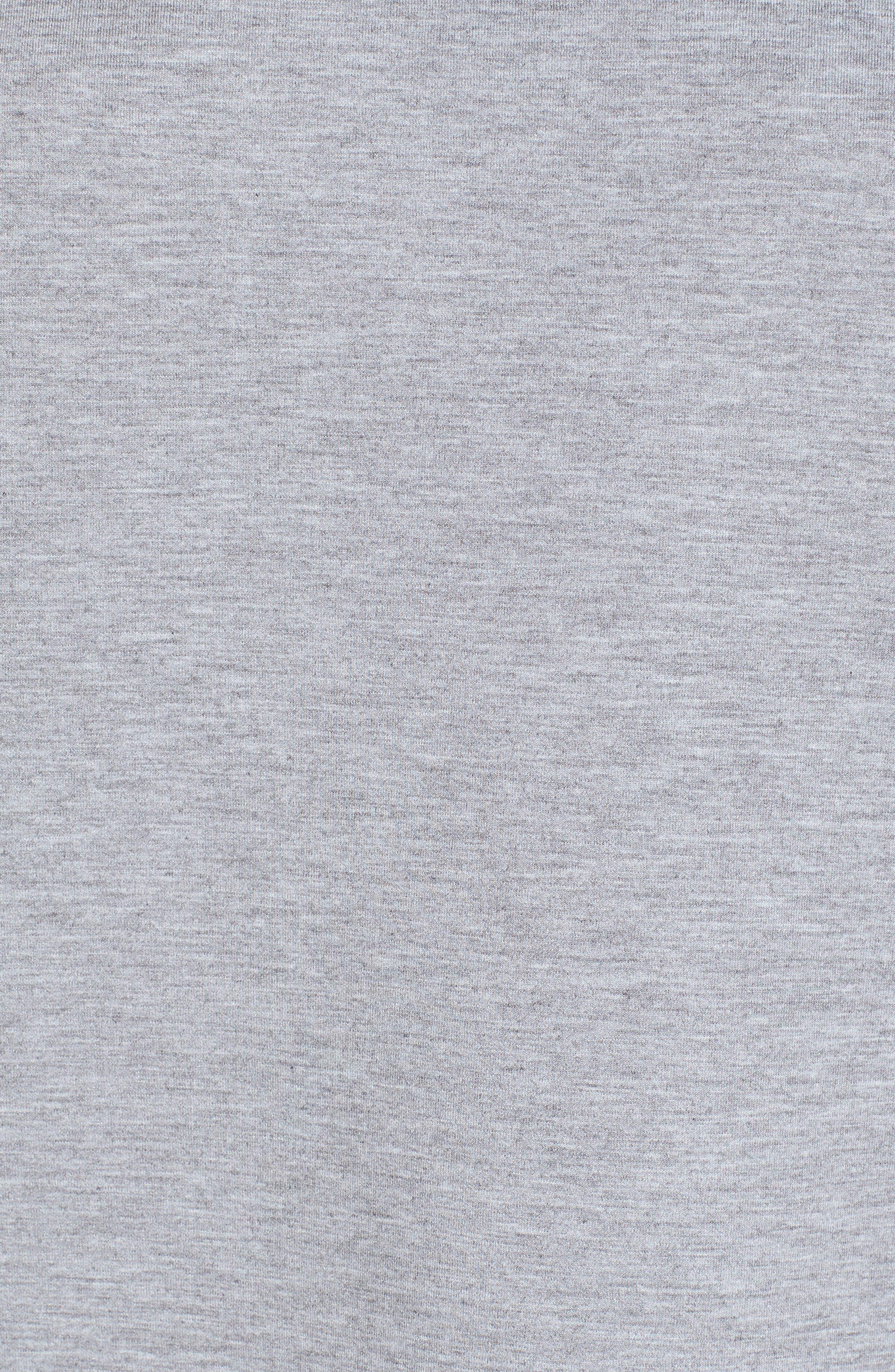 Alternate Image 6  - Halogen® Ruffle Sleeve Tunic (Regular & Petite)