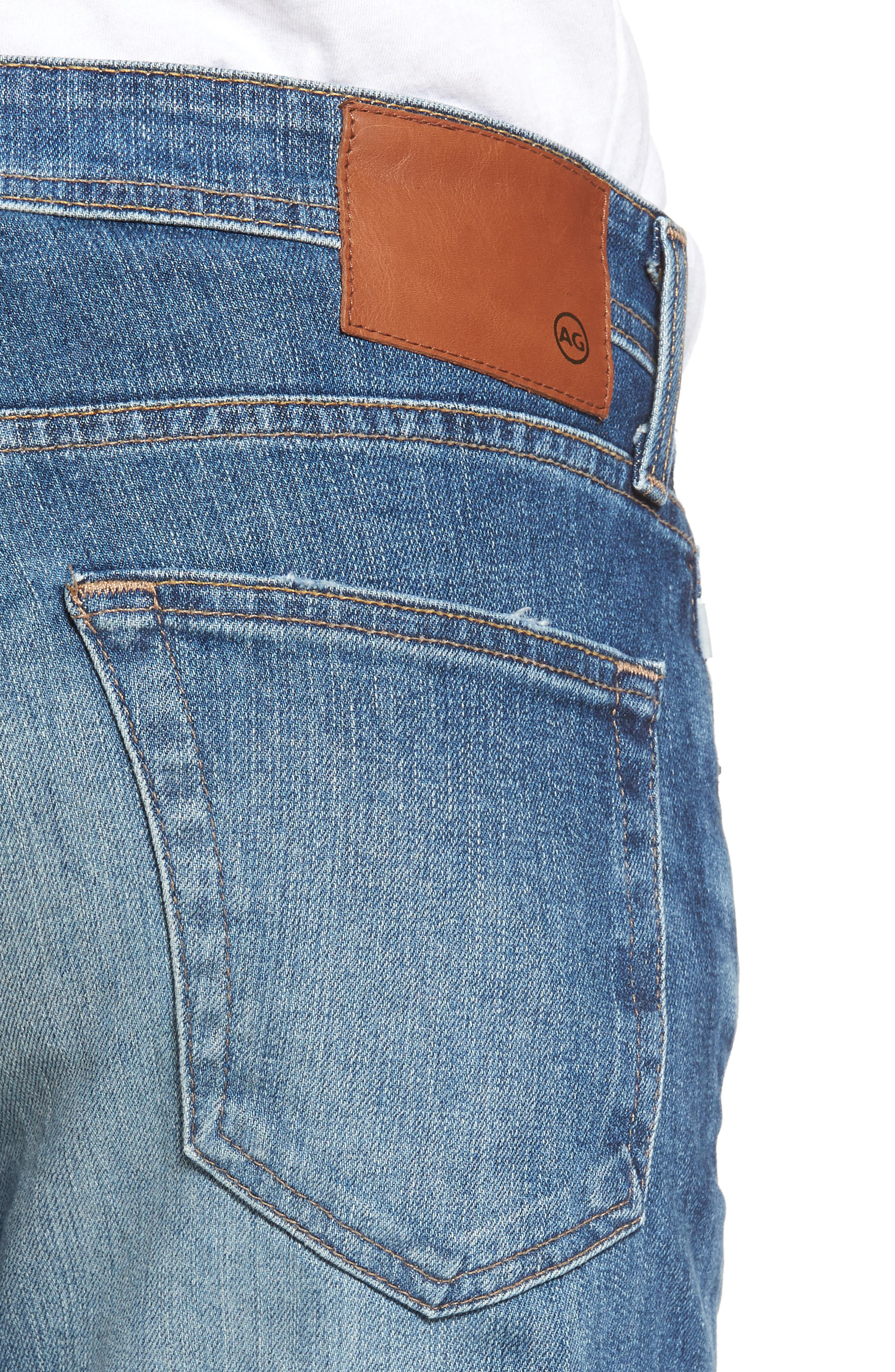 Alternate Image 4  - AG Jeans Stockton Skinny Fit Jeans (16 Years Rave)