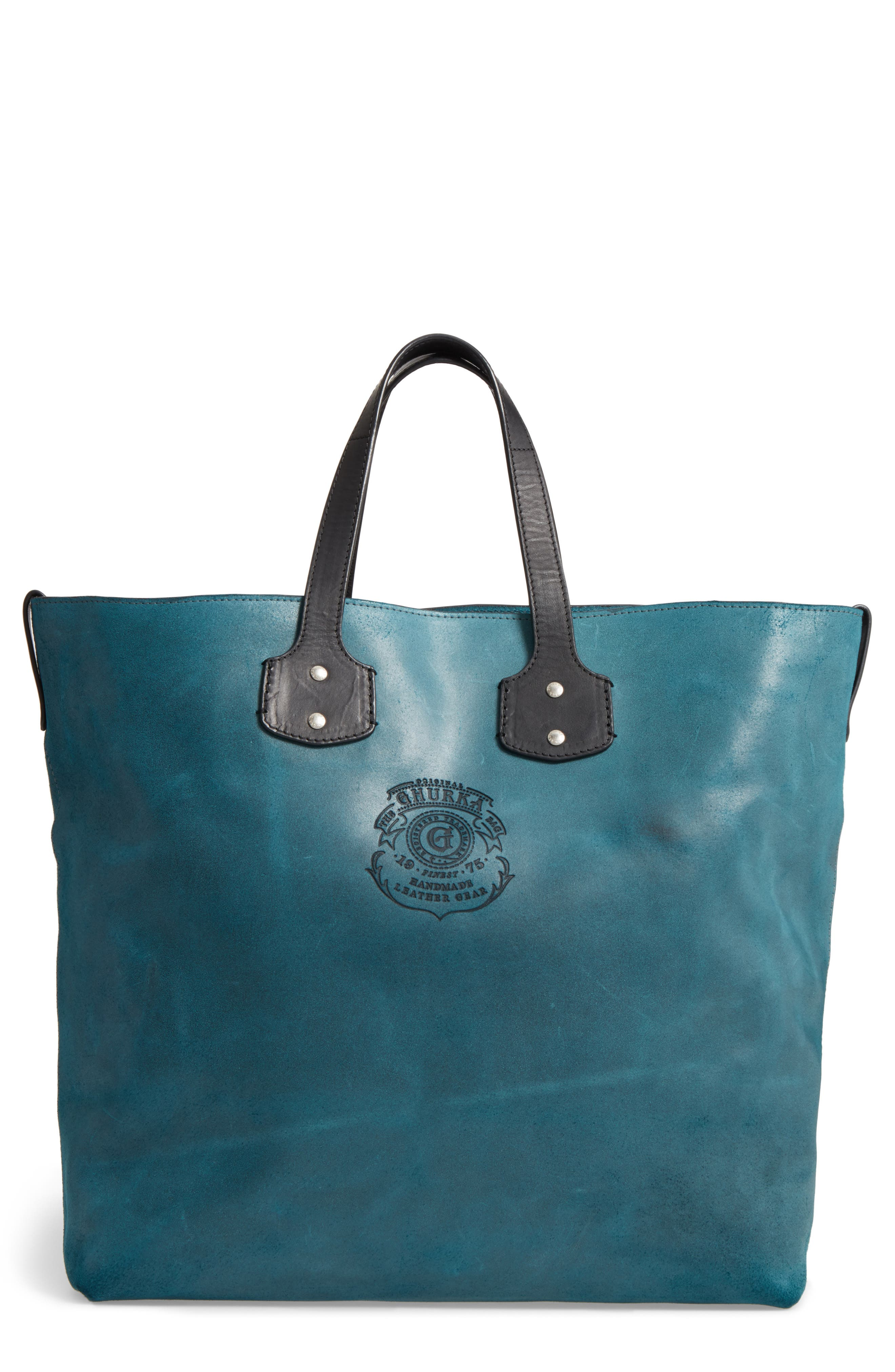Main Image - Ghurka Broadway II Leather Tote