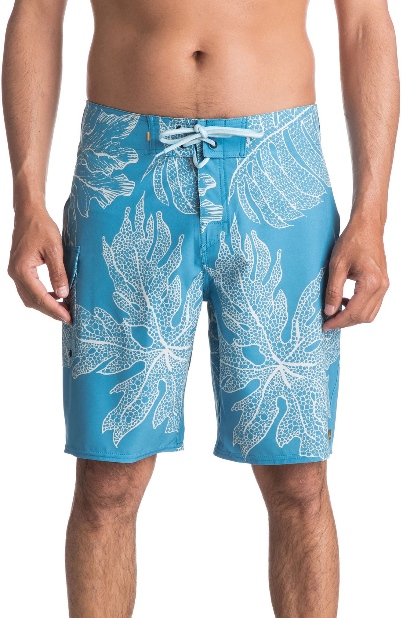 Quiksilver Waterman Collection Xoa Board Shorts