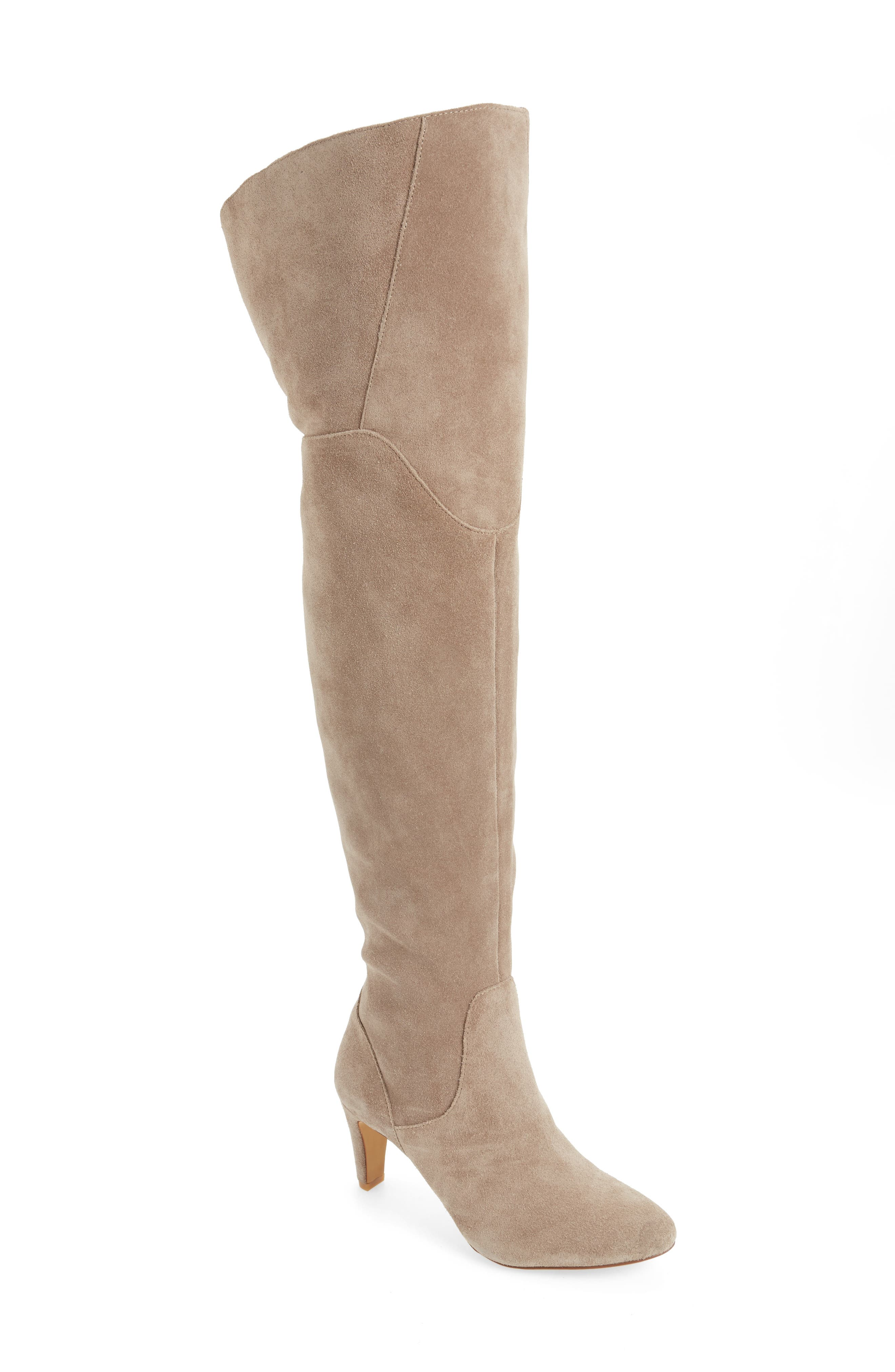 Alternate Image 1 Selected - Vince Camuto Armaceli Over the Knee Boot (Women)