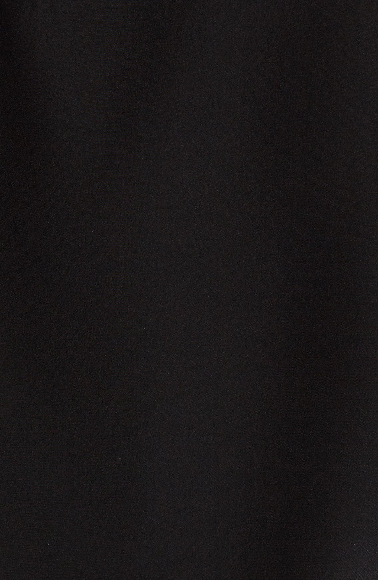 Alternate Image 5  - Dolce&Gabbana Rose Embellished Silk Blouse