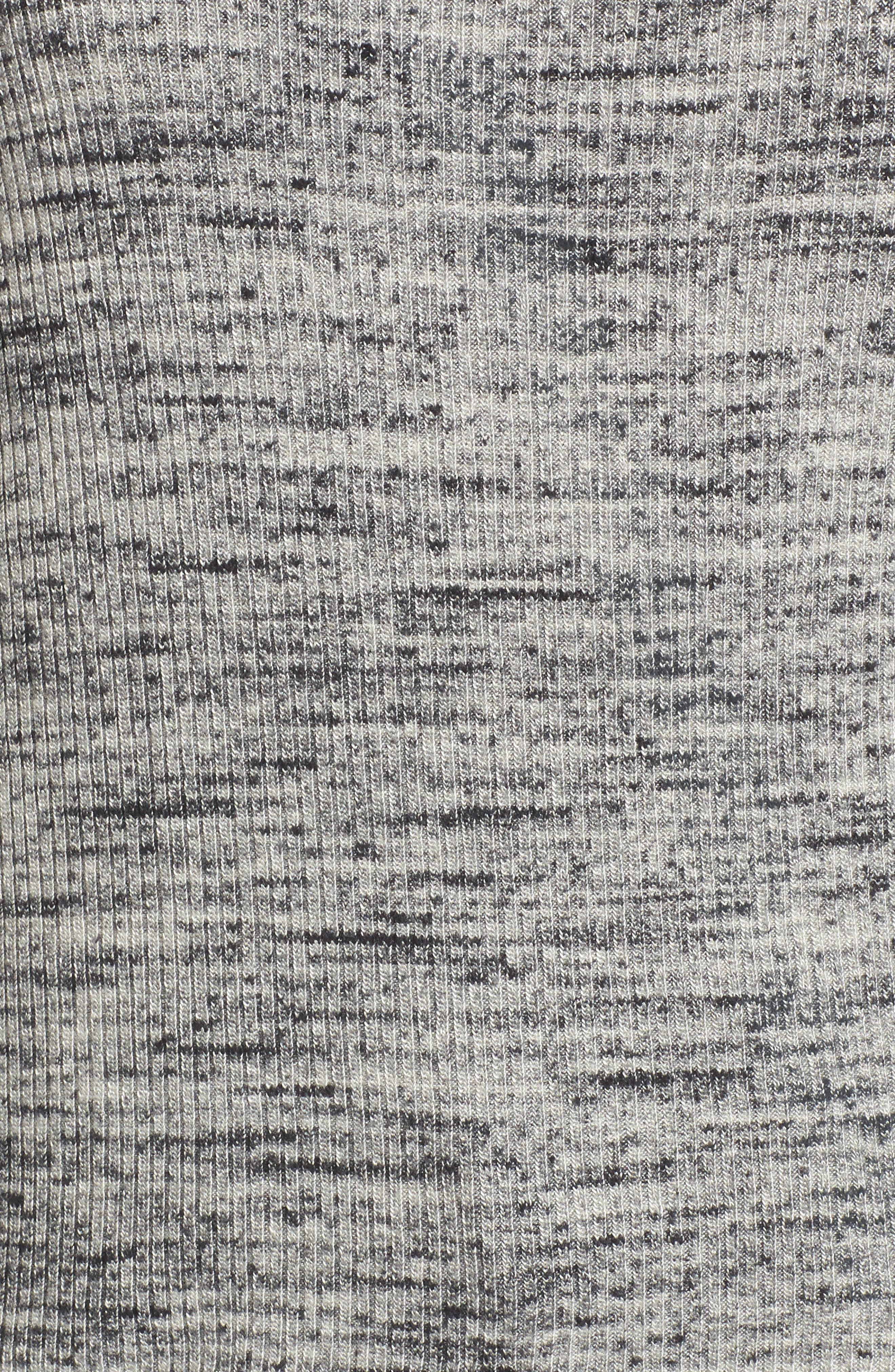 Triblend Ribbed Top,                             Alternate thumbnail 4, color,                             Heather Grey