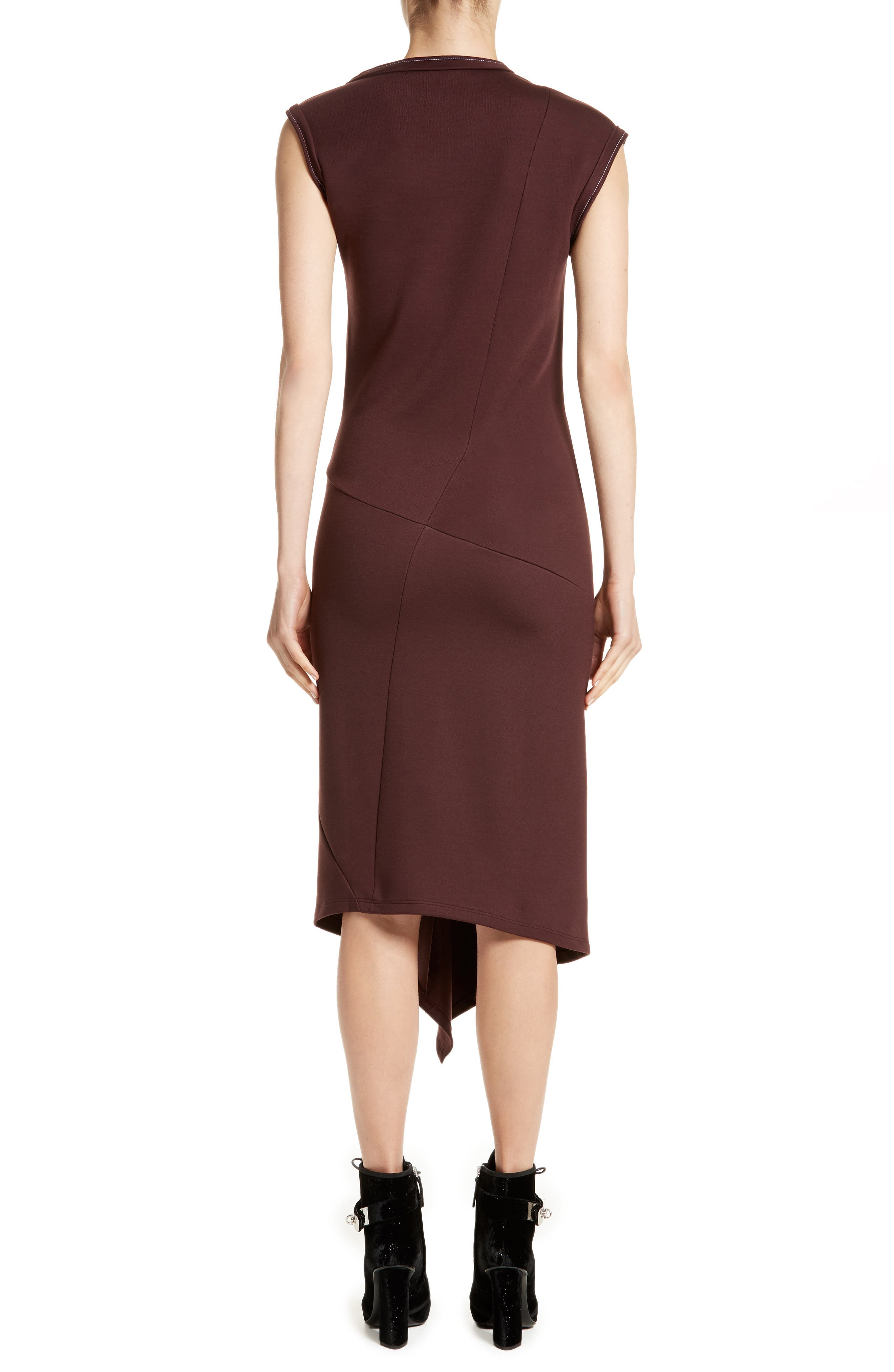 Alternate Image 2  - Atlein Jersey Midi Dress