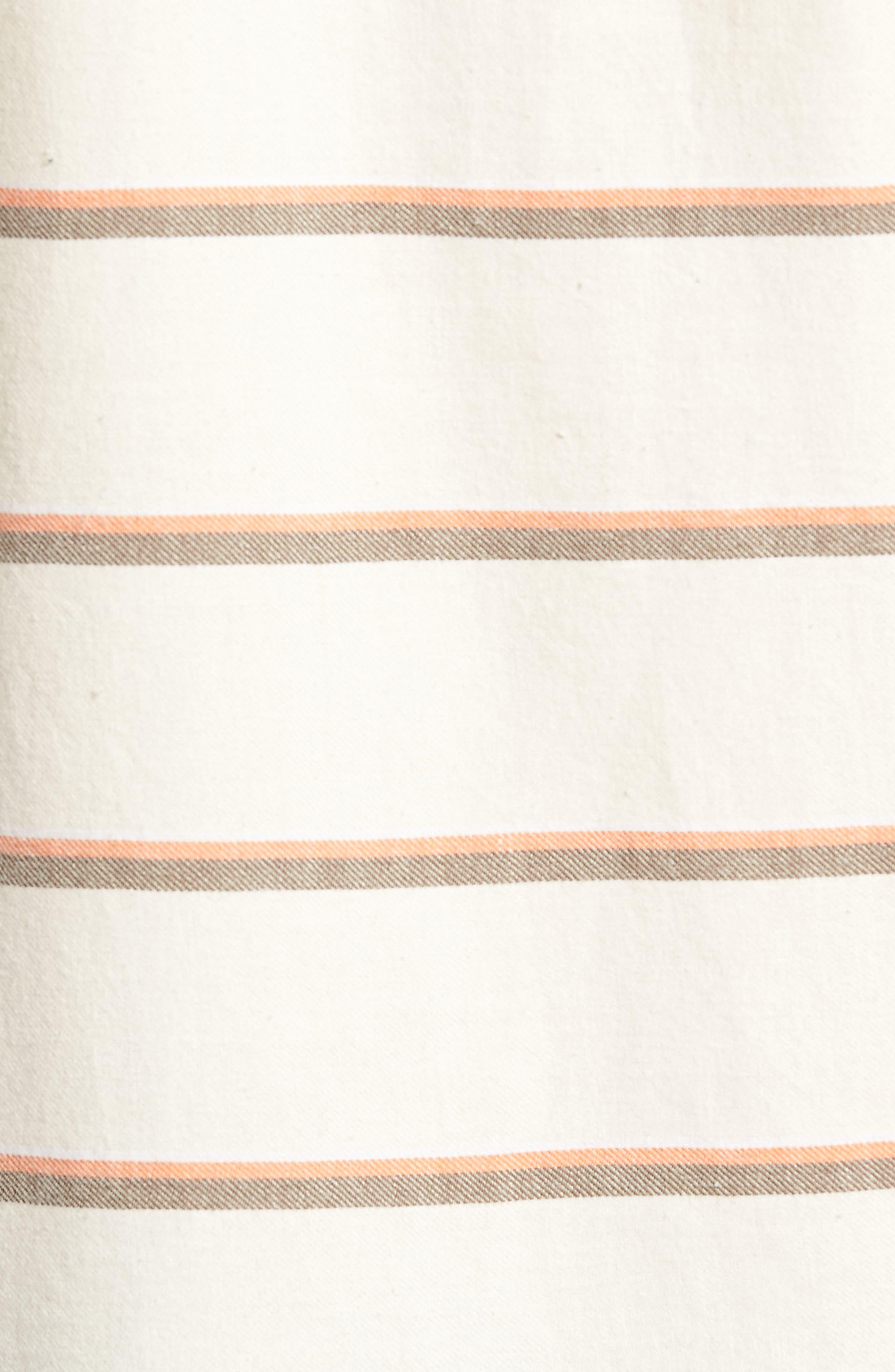 Alternate Image 5  - Billabong Freemont Flannel Shirt