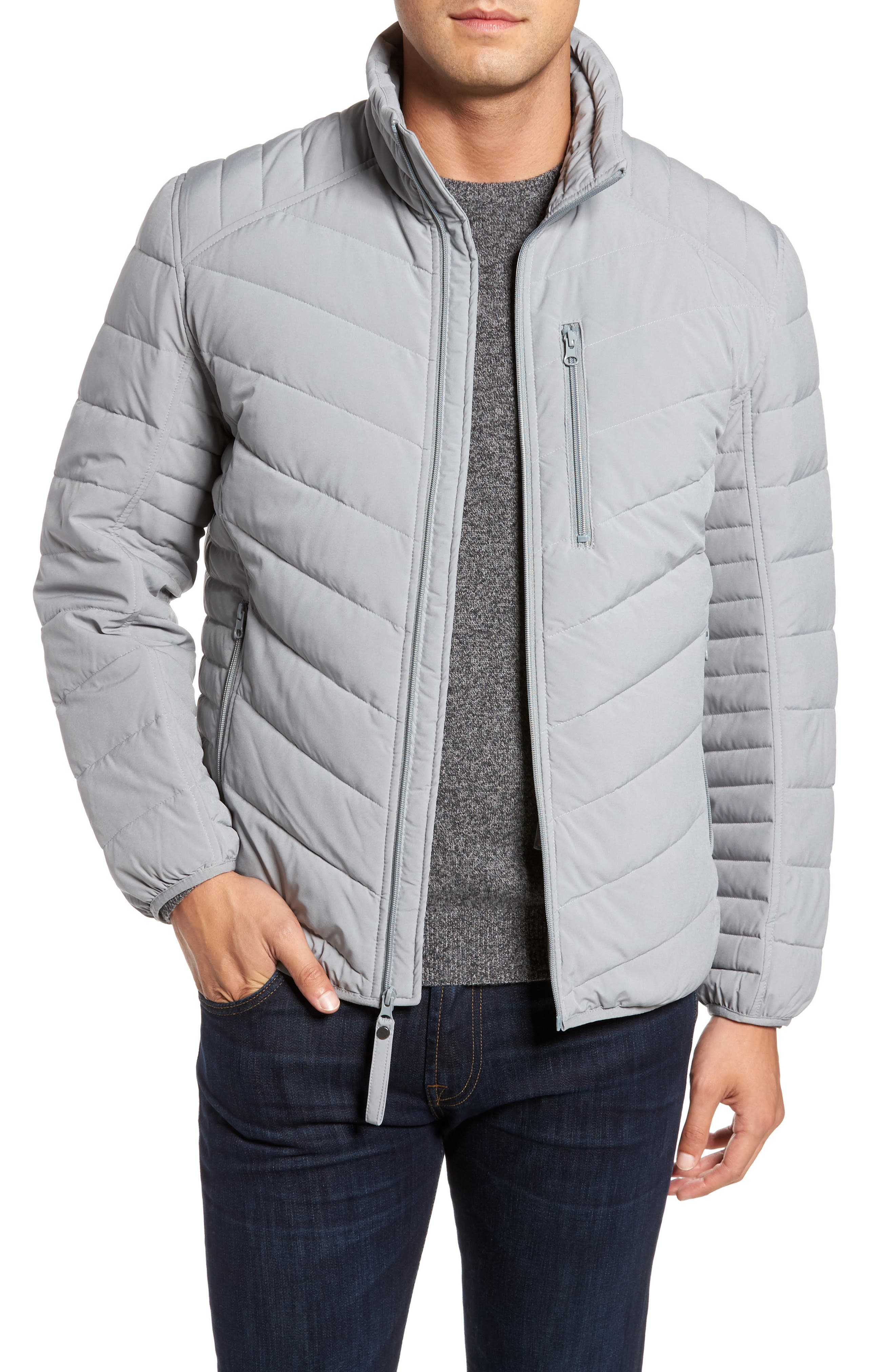 Marc New York Stretch Packable Down Jacket