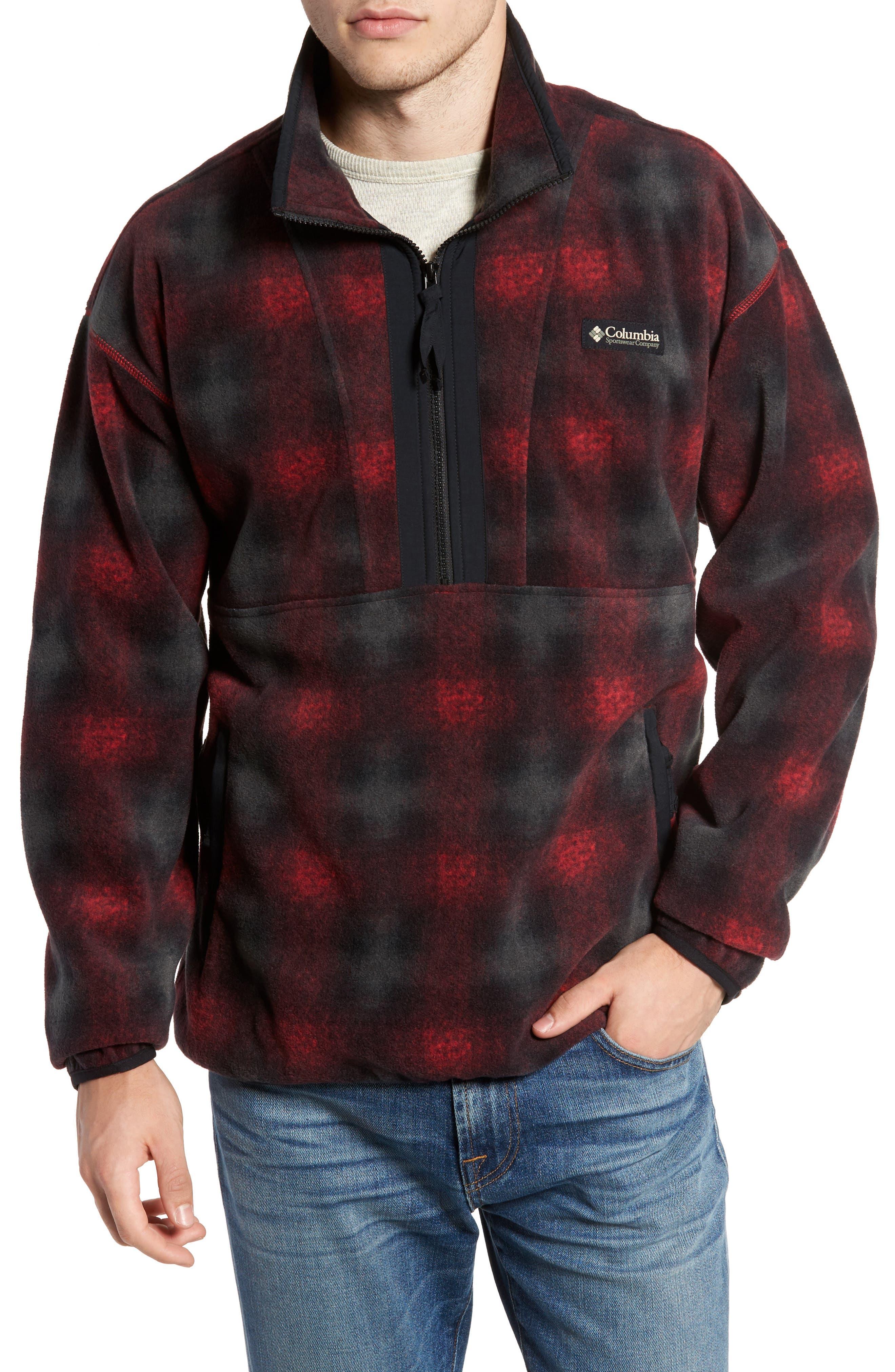 Columbia CSC Originals Half Zip Fleece Pullover