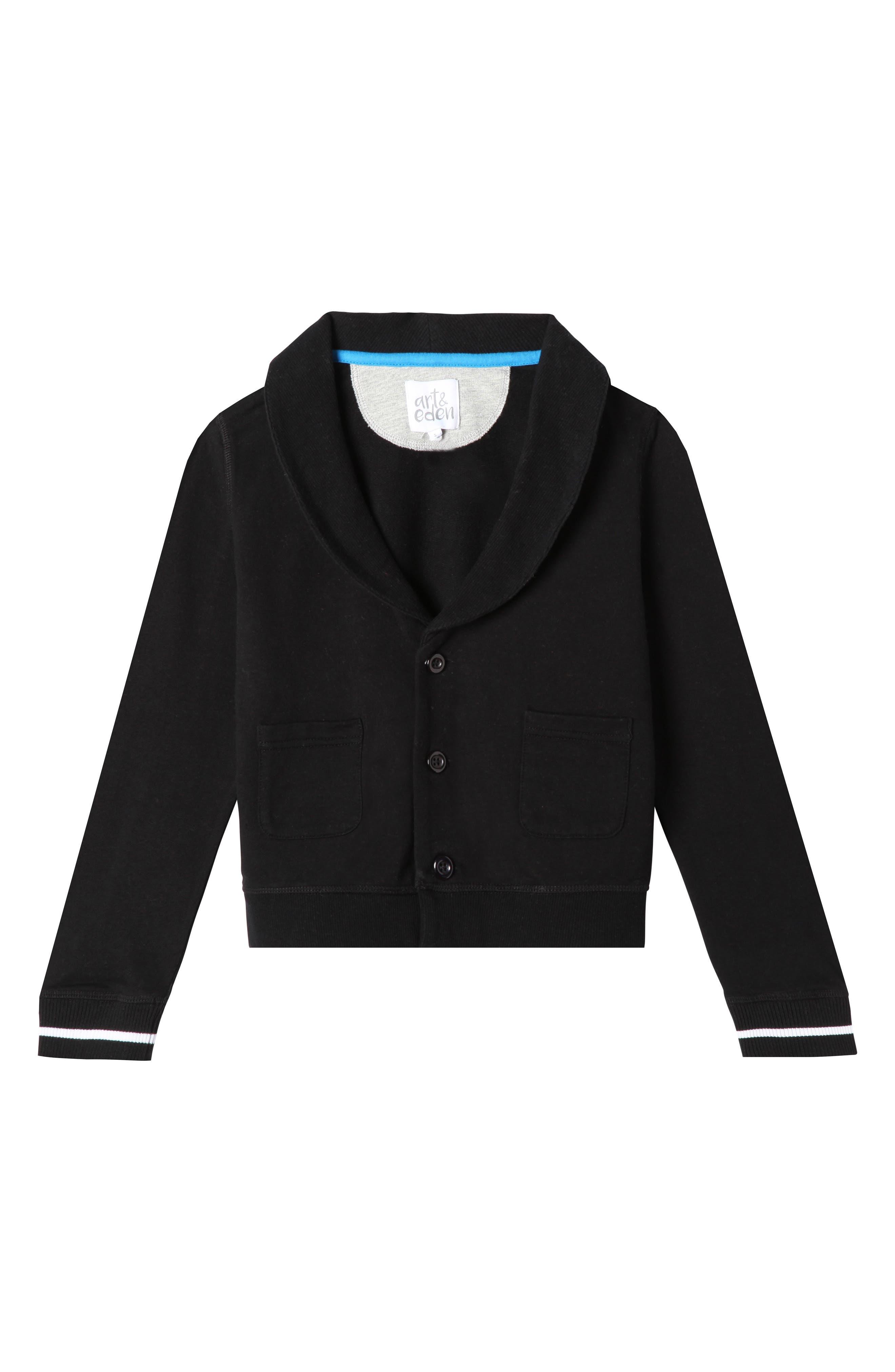 Jacket,                         Main,                         color, Black