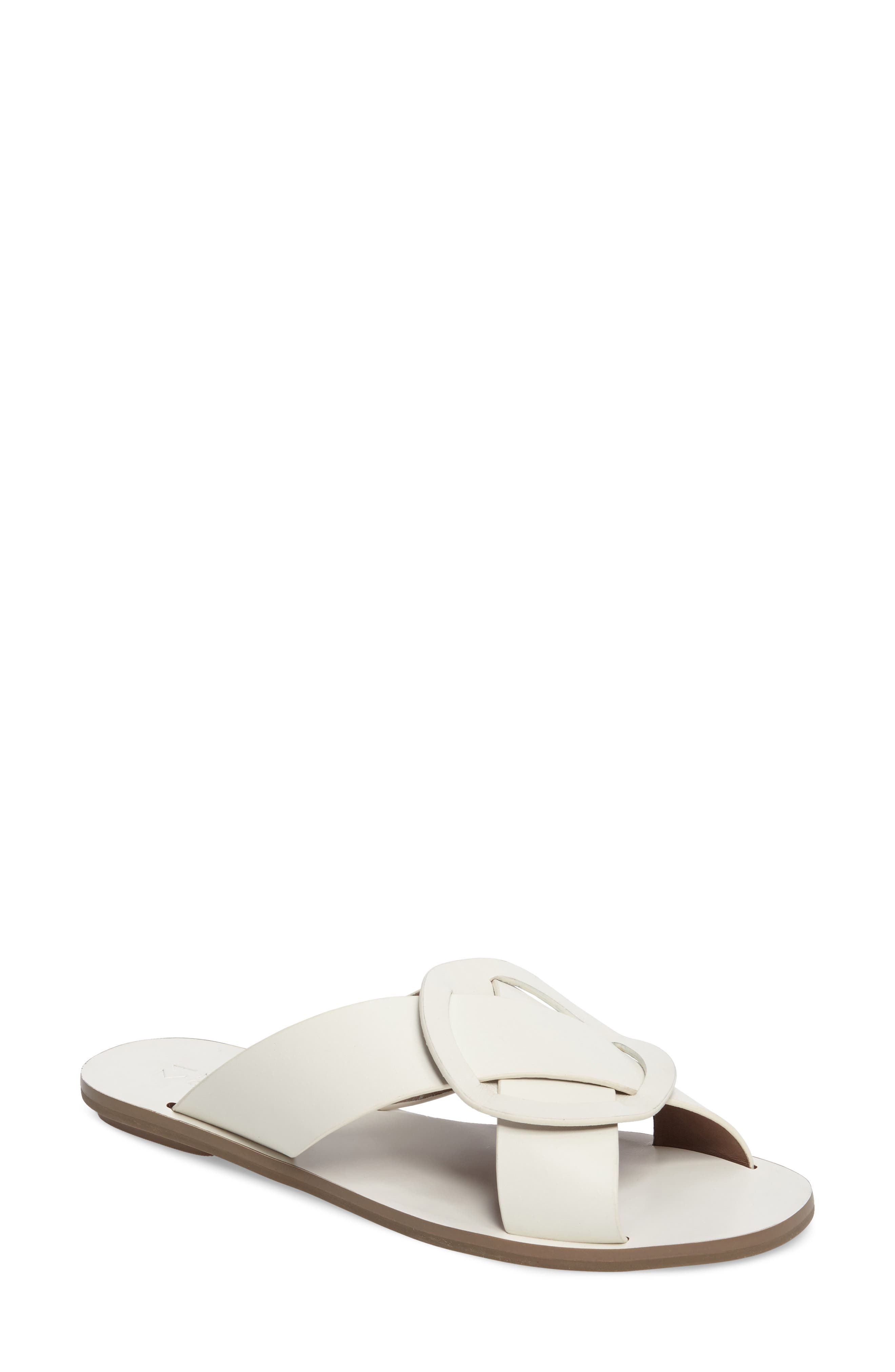 Alternate Image 1 Selected - Mercedes Castillo Carlein Slide Sandal (Women)