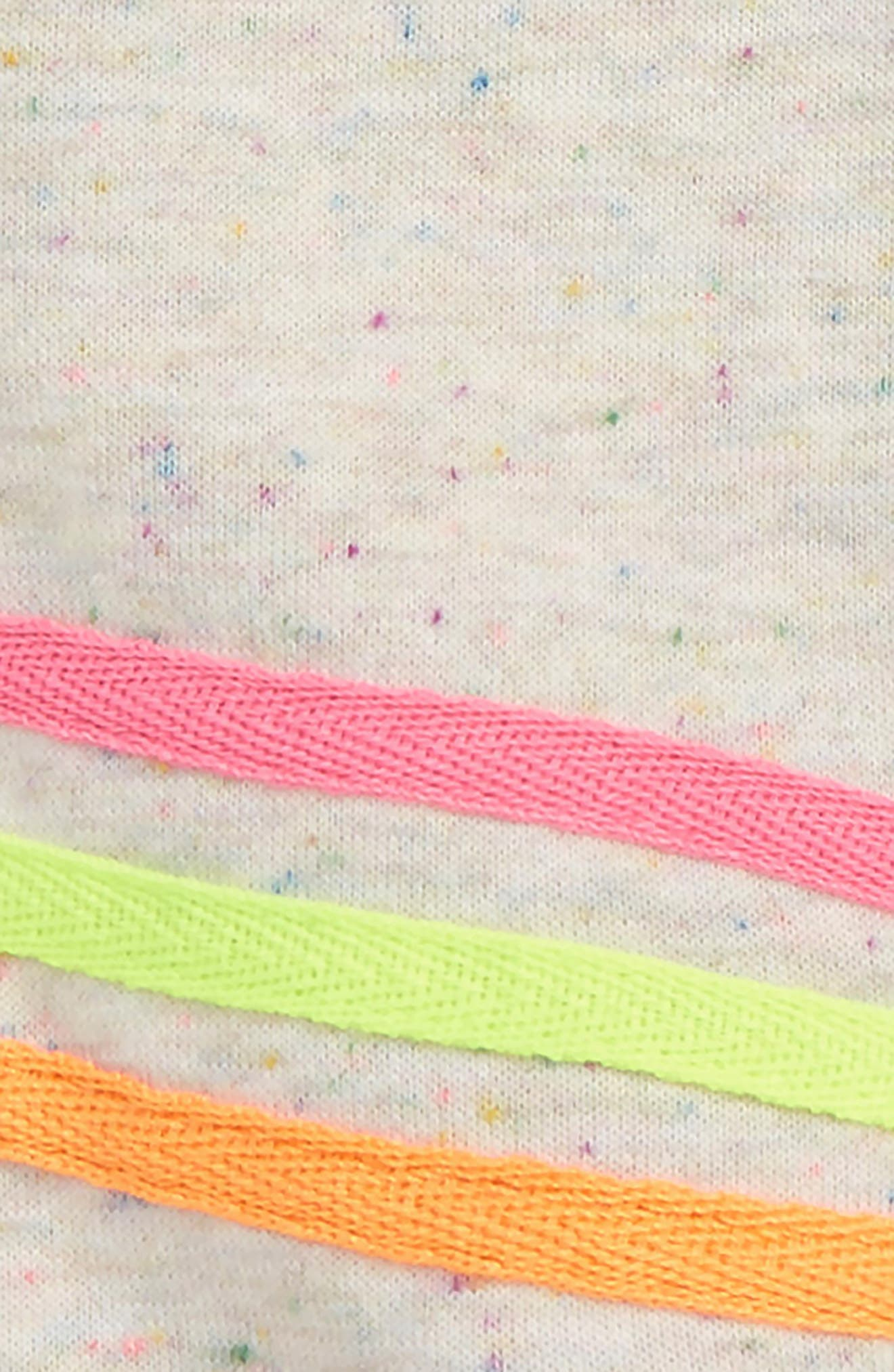 Alternate Image 2  - Rosie Pope Confetti Sweatpants (Baby Girls)