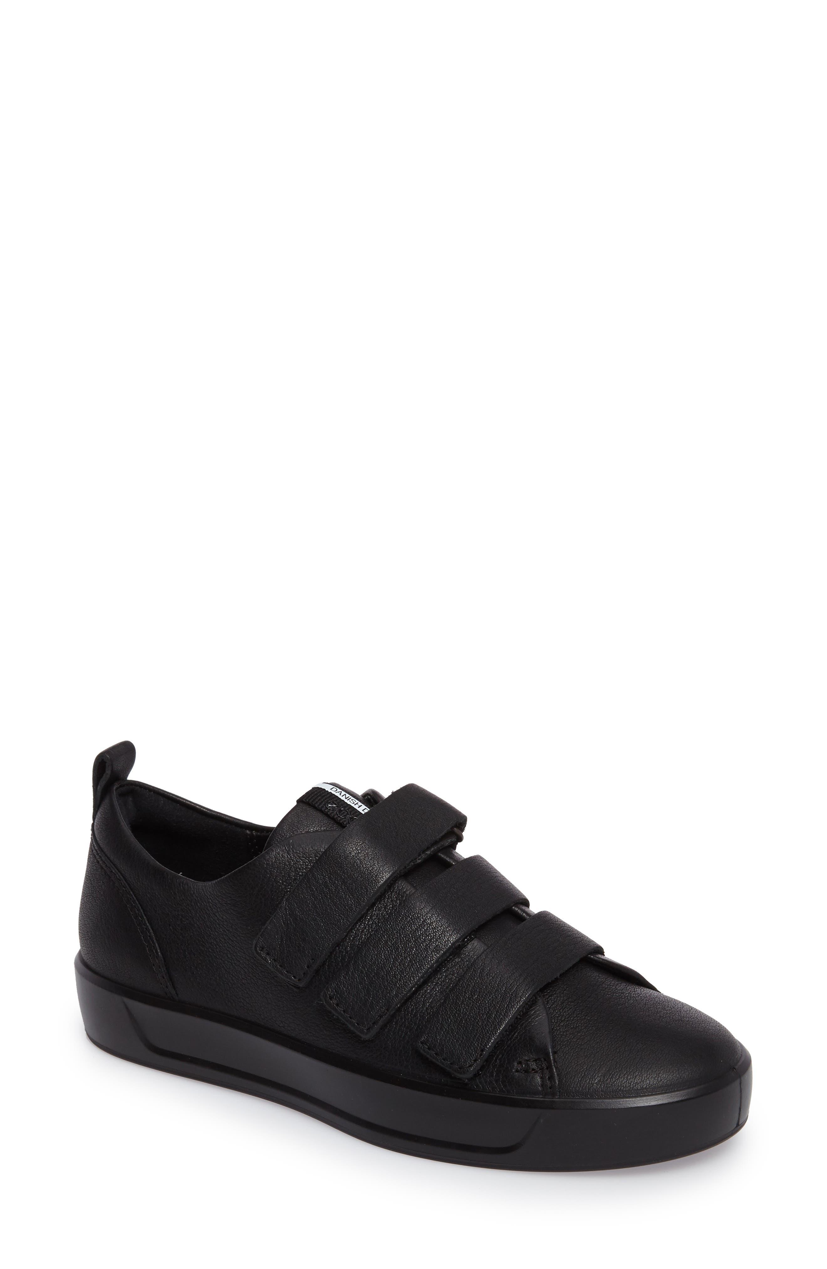 Alternate Image 1 Selected - ECCO Soft 8 Sneaker (Women)