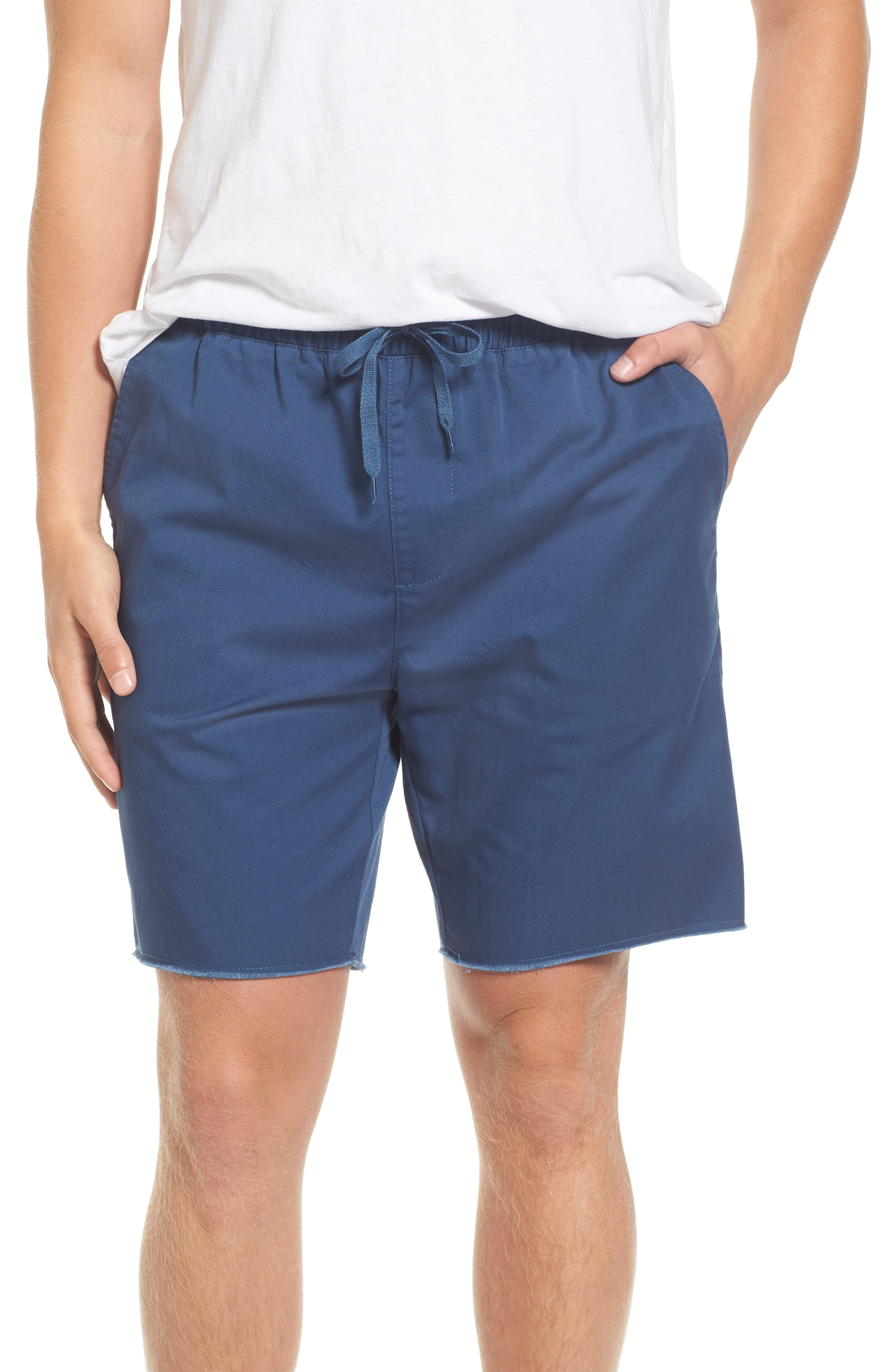 Alternate Image 1 Selected - RVCA Dayshift Drawstring Shorts