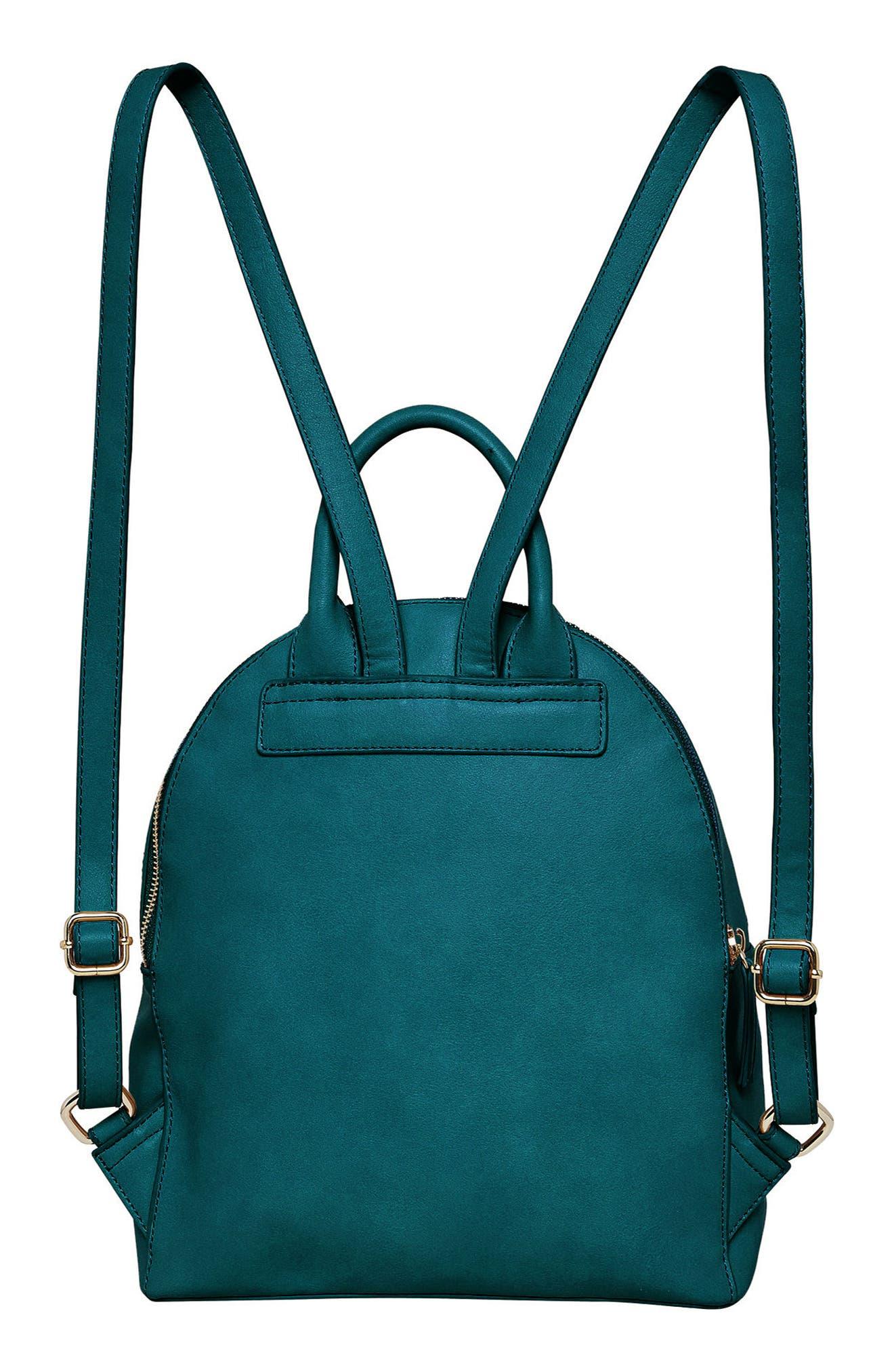 Alternate Image 2  - Urban Originals Magic Vegan Leather Backpack
