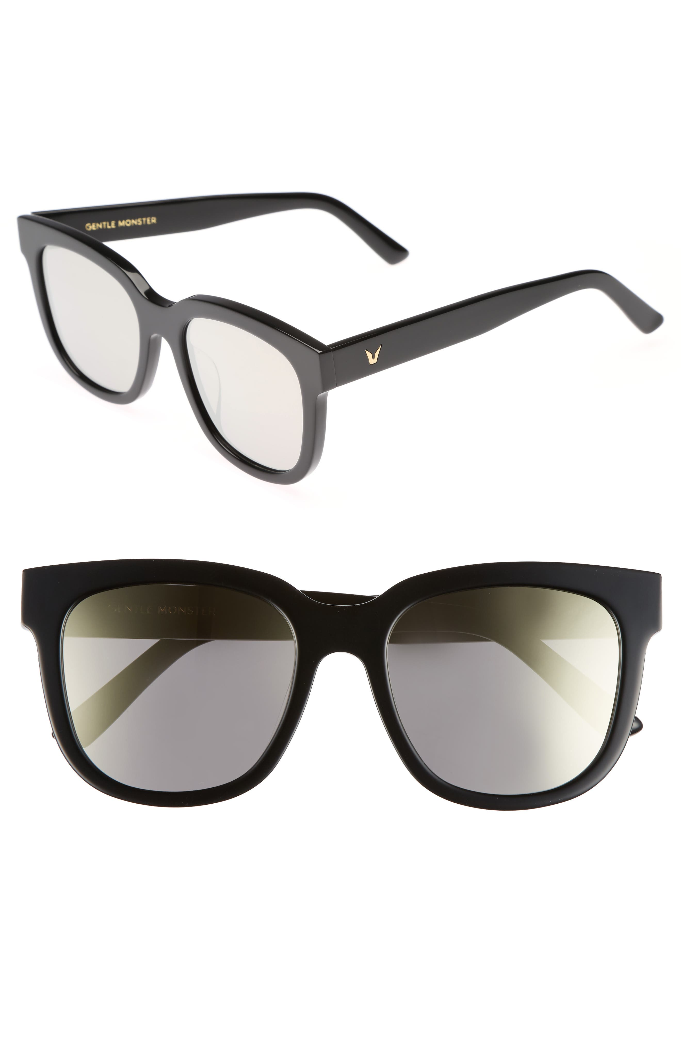 Alternate Image 1 Selected - Gentle Monster Salt 55mm Sunglasses