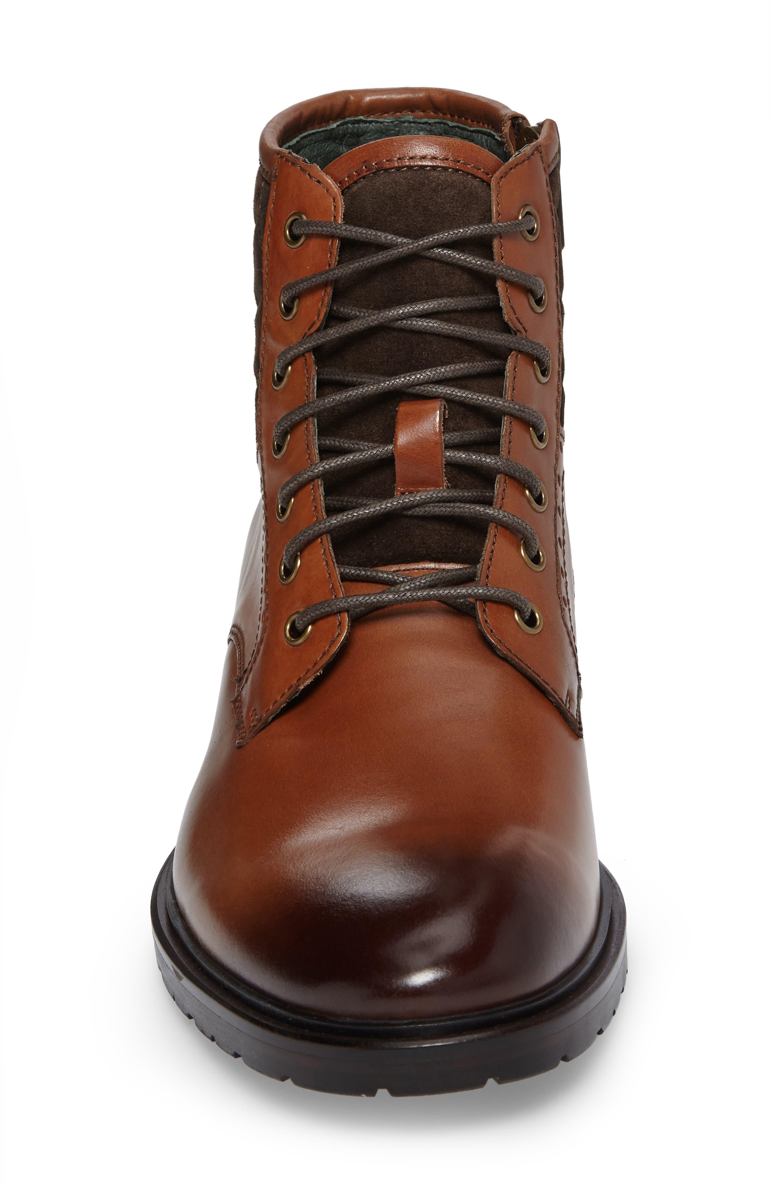 Alternate Image 4  - J&M 1850 Myles Plain Toe Boot (Men)