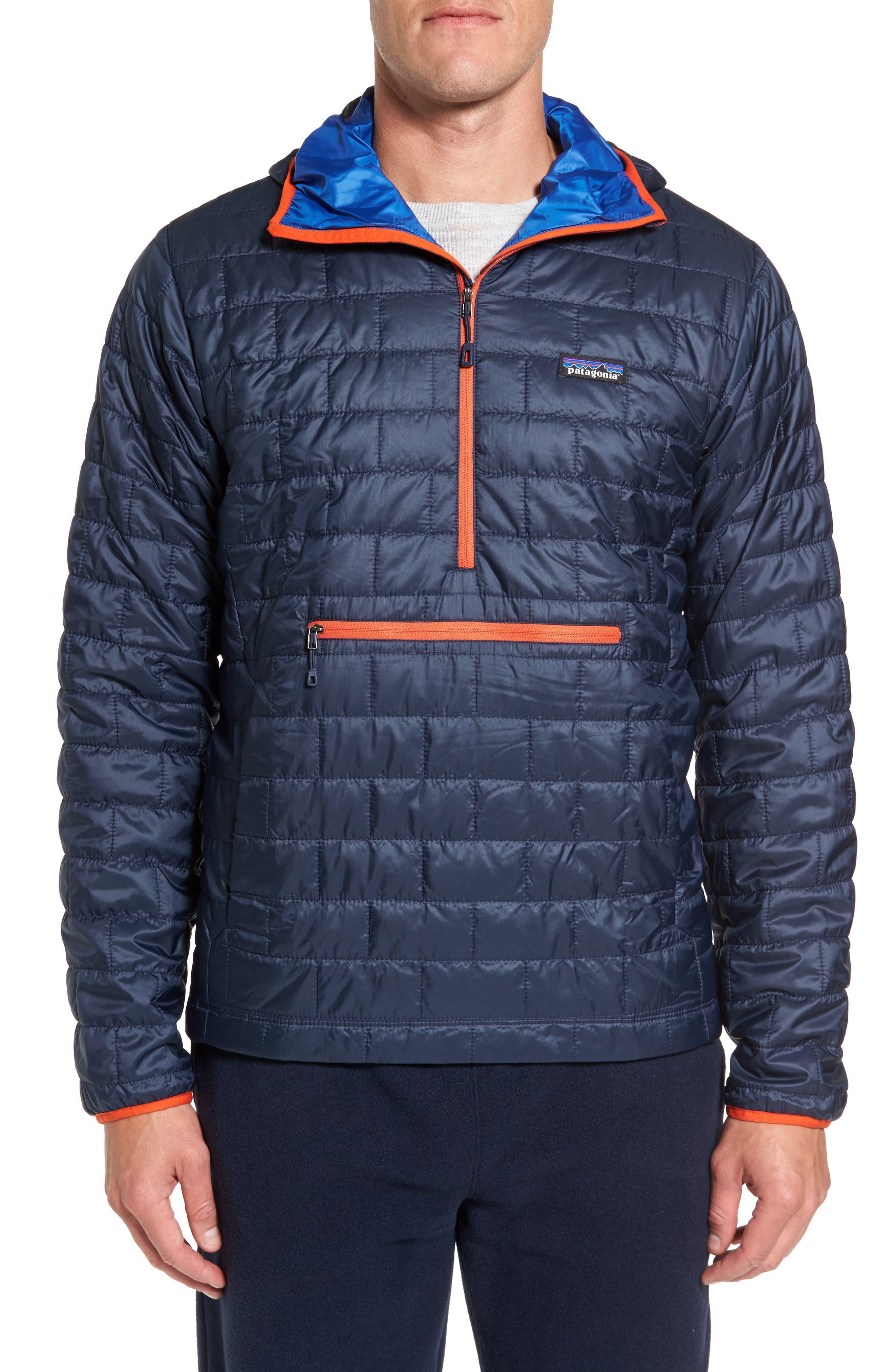 Alternate Image 1 Selected - Patagonia Nano Puff® Bivy Regular Fit Water Resistant Jacket