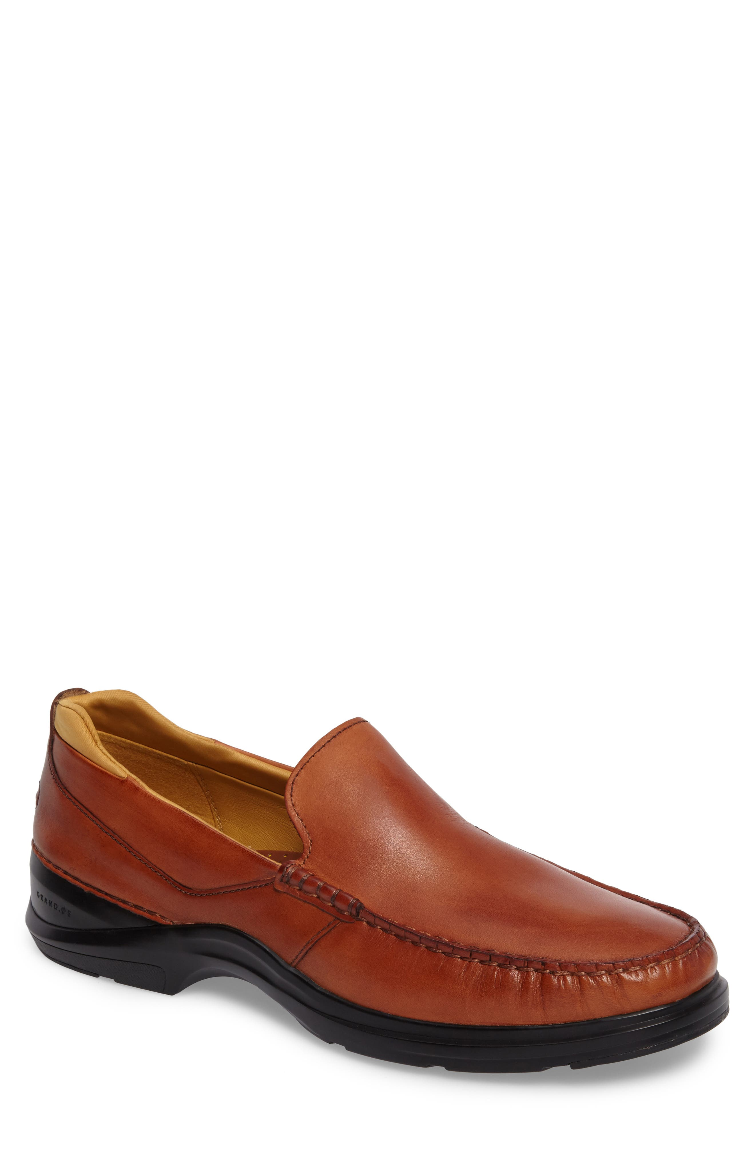 Alternate Image 1 Selected - Cole Haan Bancroft Loafer (Men)