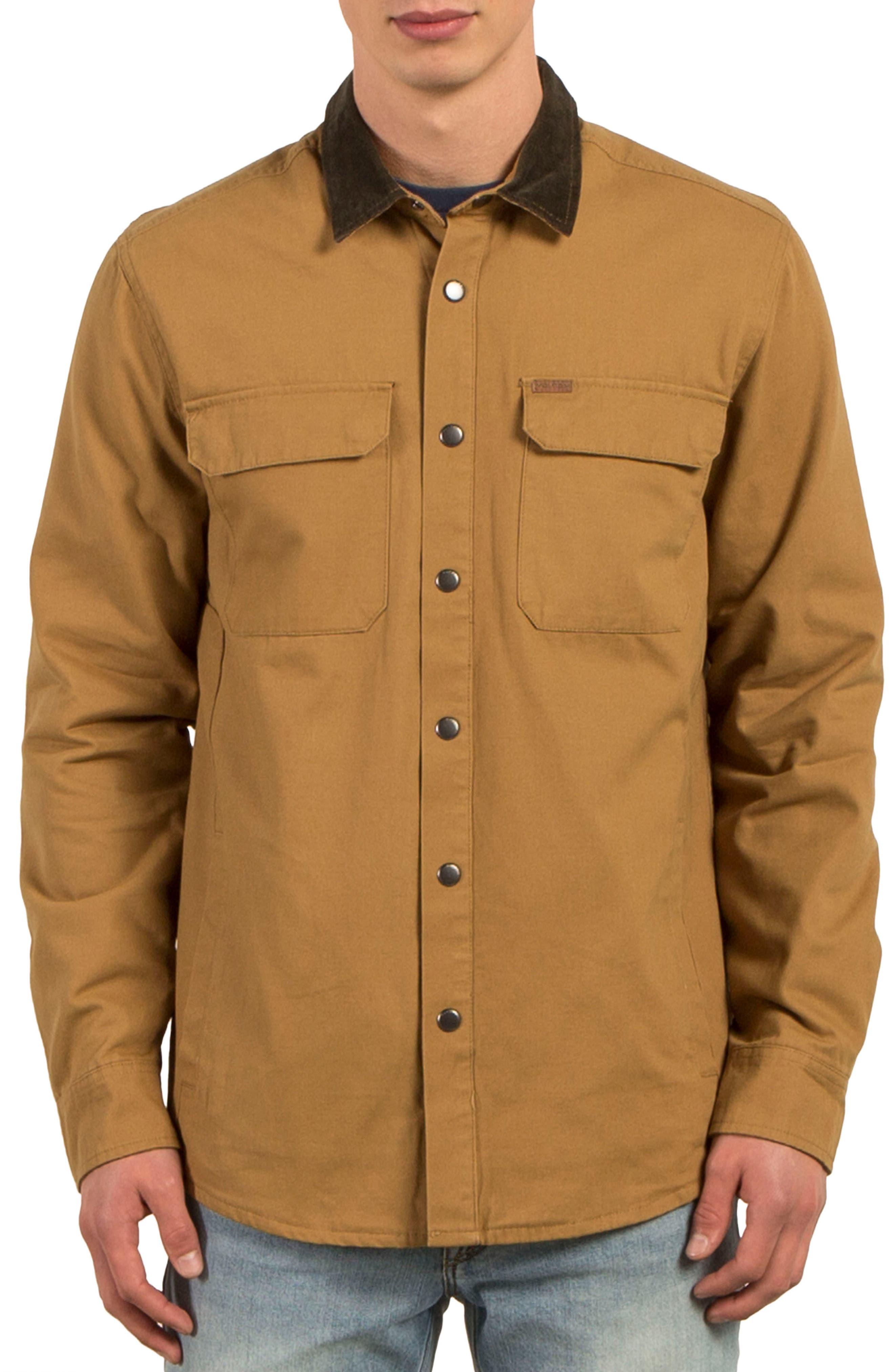 Alternate Image 1 Selected - Volcom Larkin Classic Fit Jacket