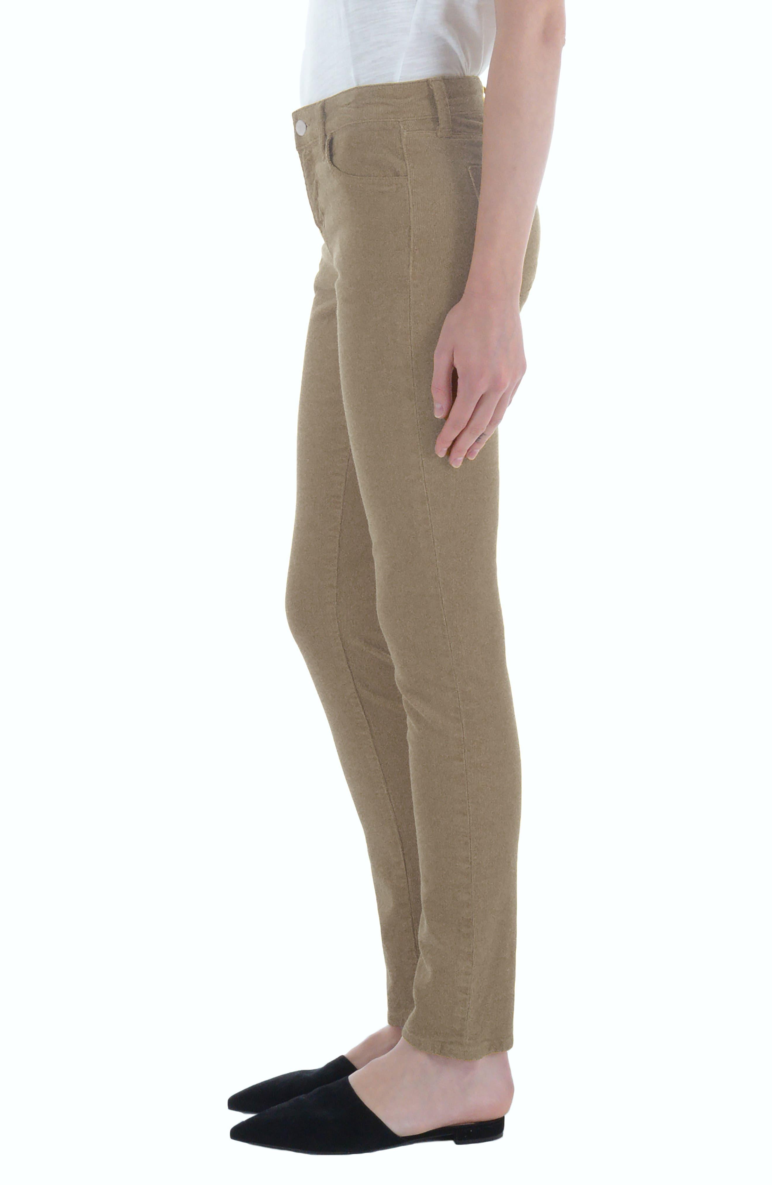 Alternate Image 3  - J Brand Skinny Corduroy Pants