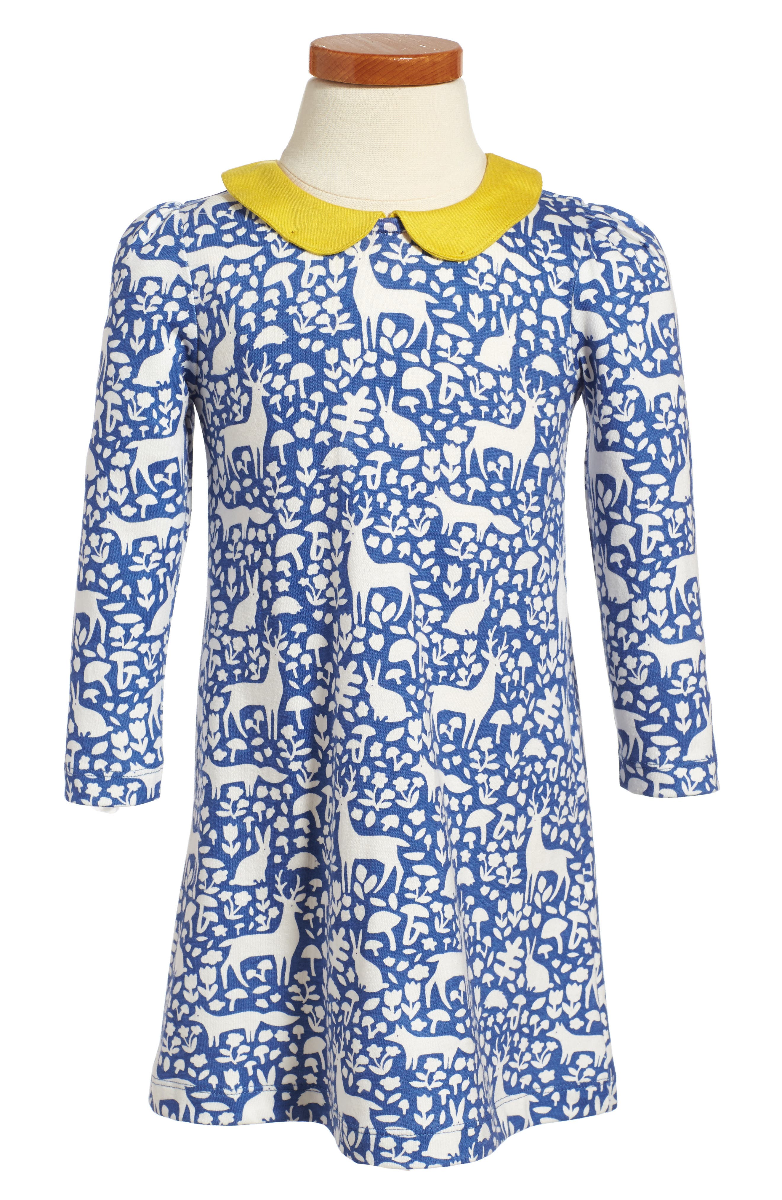 Mini boden collared jersey dress for Boden jersey dress