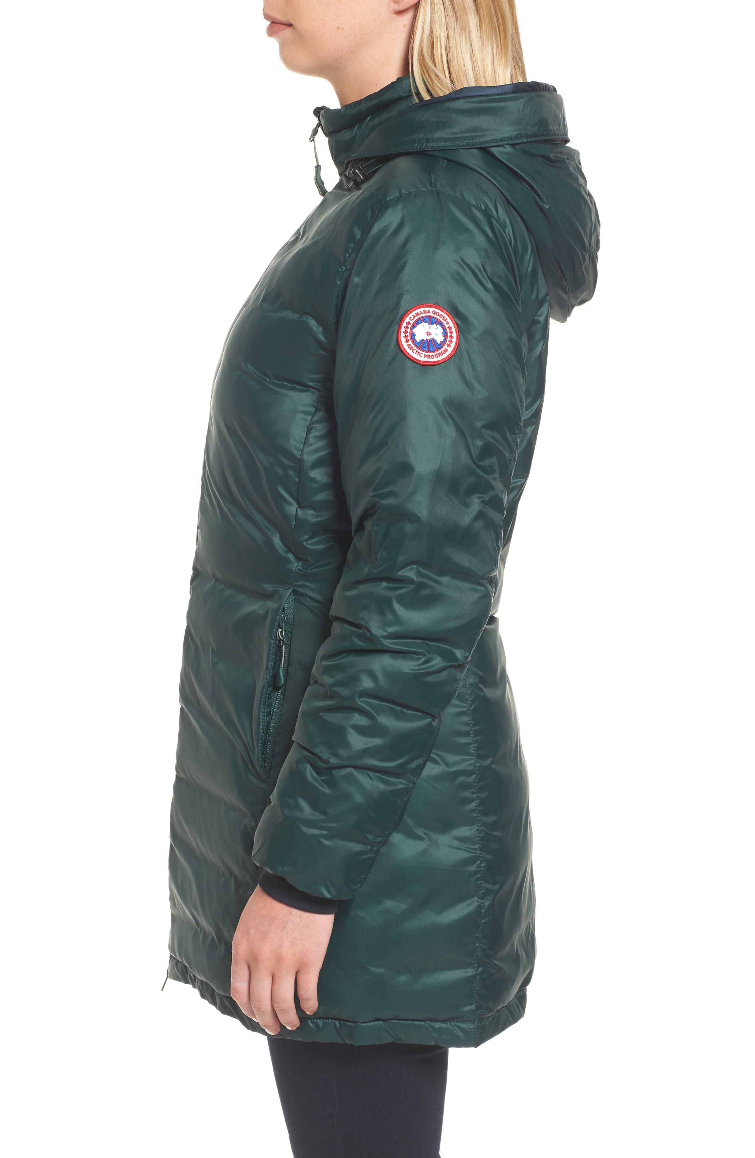 Alternate Image 3  - Canada Goose 'Camp' Slim Fit Hooded Packable Down Jacket