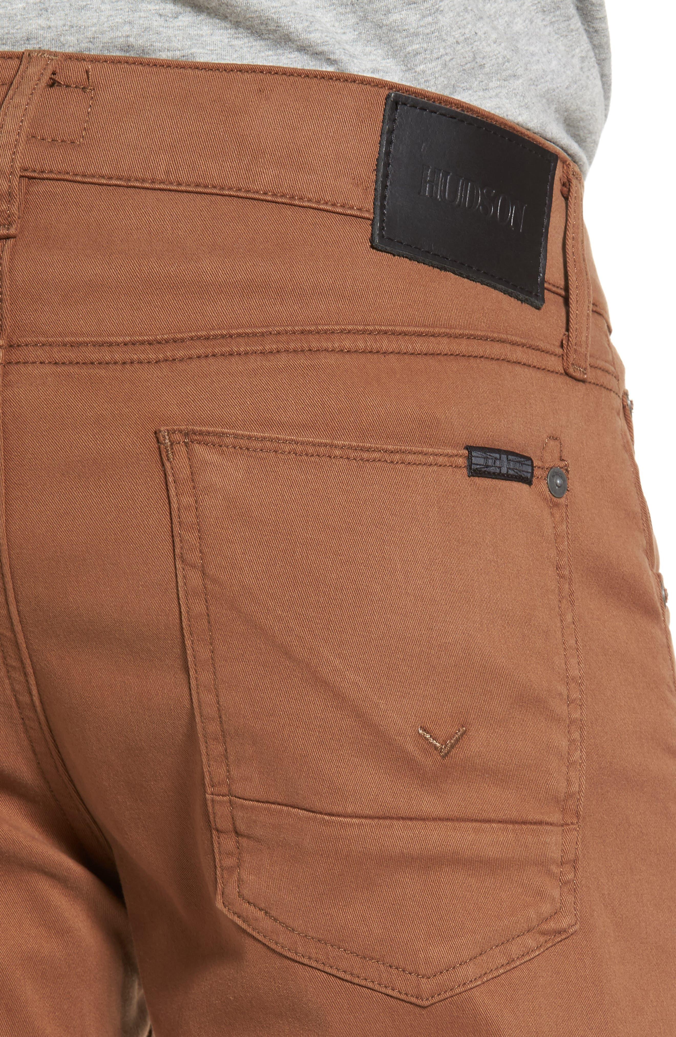 Alternate Image 4  - Hudson Jeans Blake Slim Fit Jeans (Masonite)