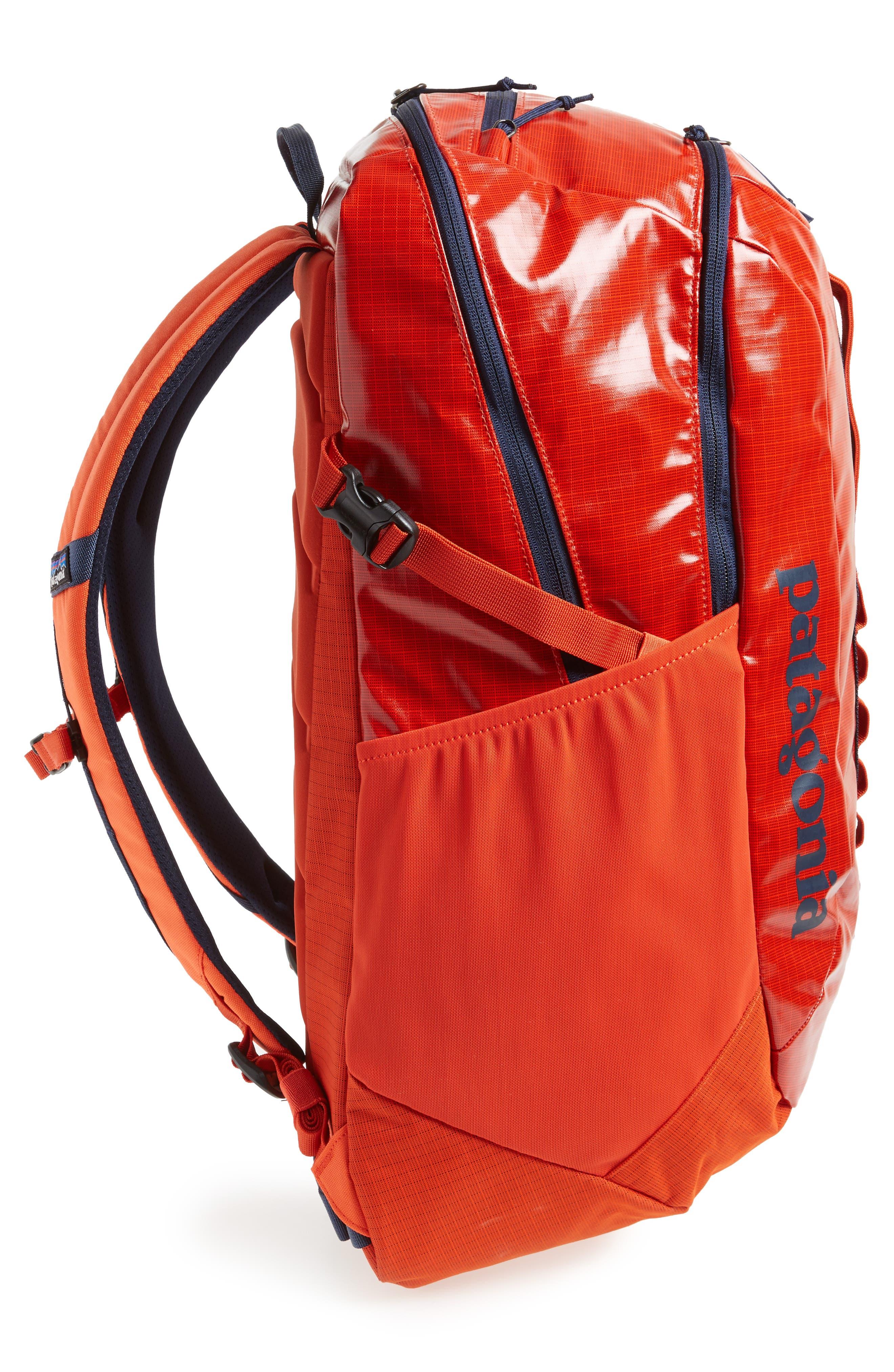 Black Hole 30-Liter Backpack,                             Alternate thumbnail 5, color,                             Paintbrush Red