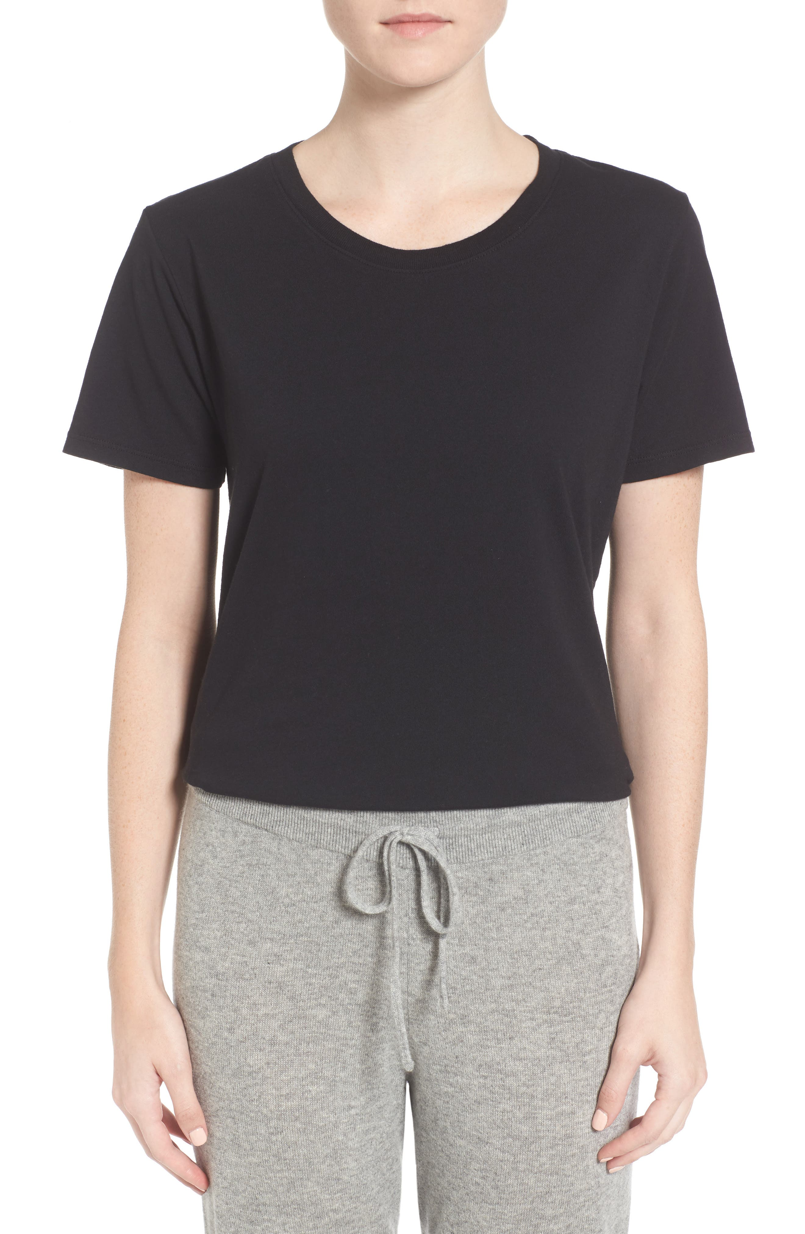 Alternate Image 1 Selected - Everlane The Cotton Box Cut Tee