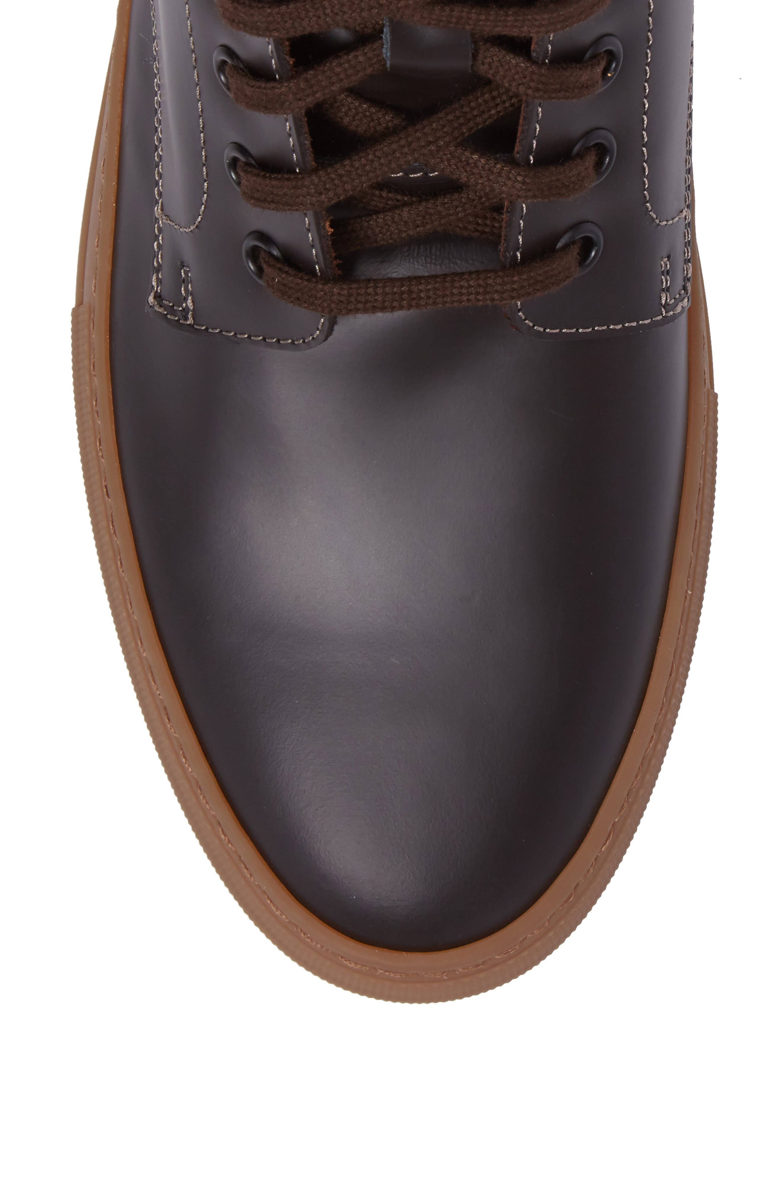 Alternate Image 5  - Common Projects x Robert Geller Plain Toe Boot (Men)