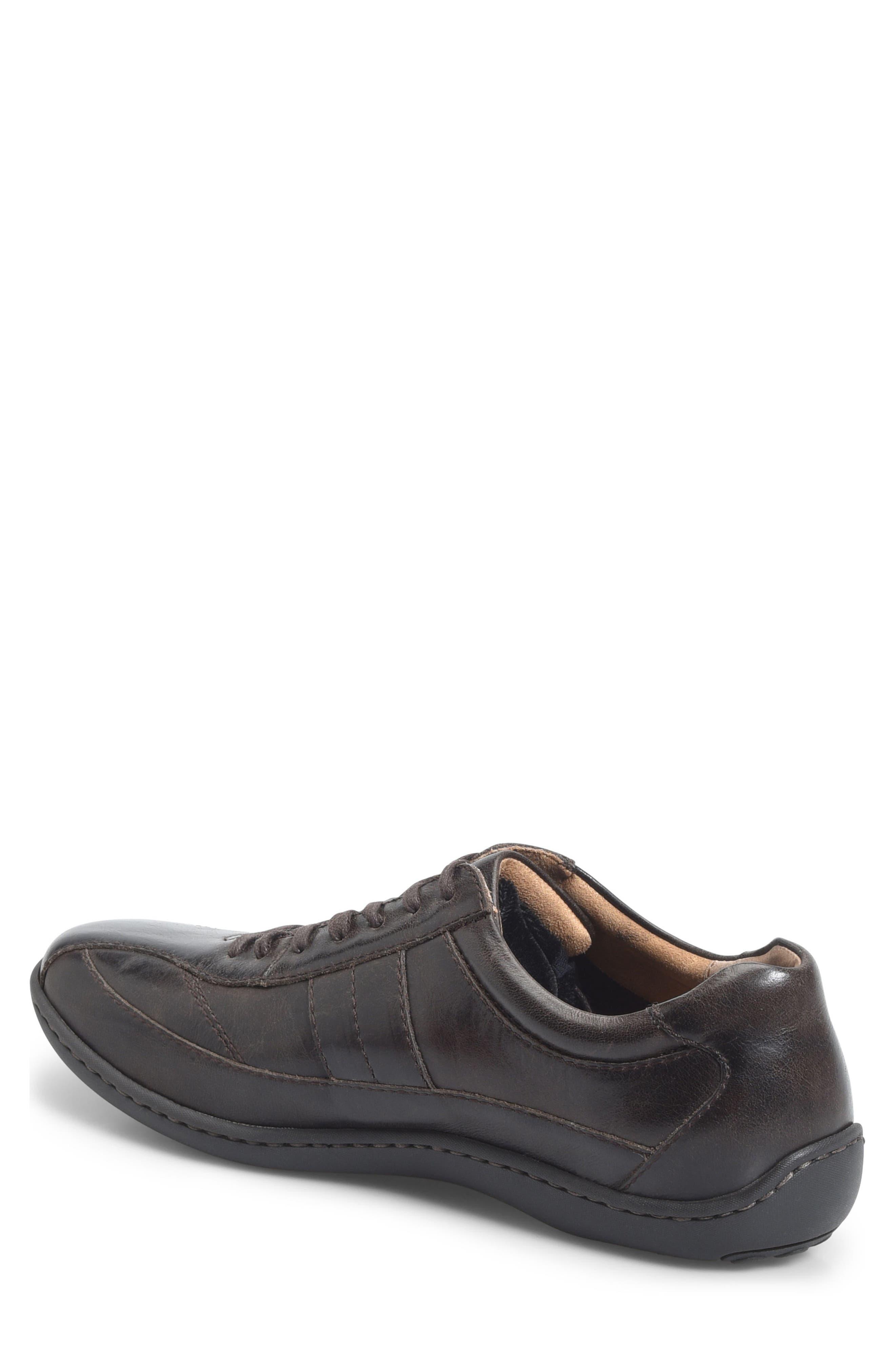 Alternate Image 2  - Børn Breves Low Top Sneaker (Men)