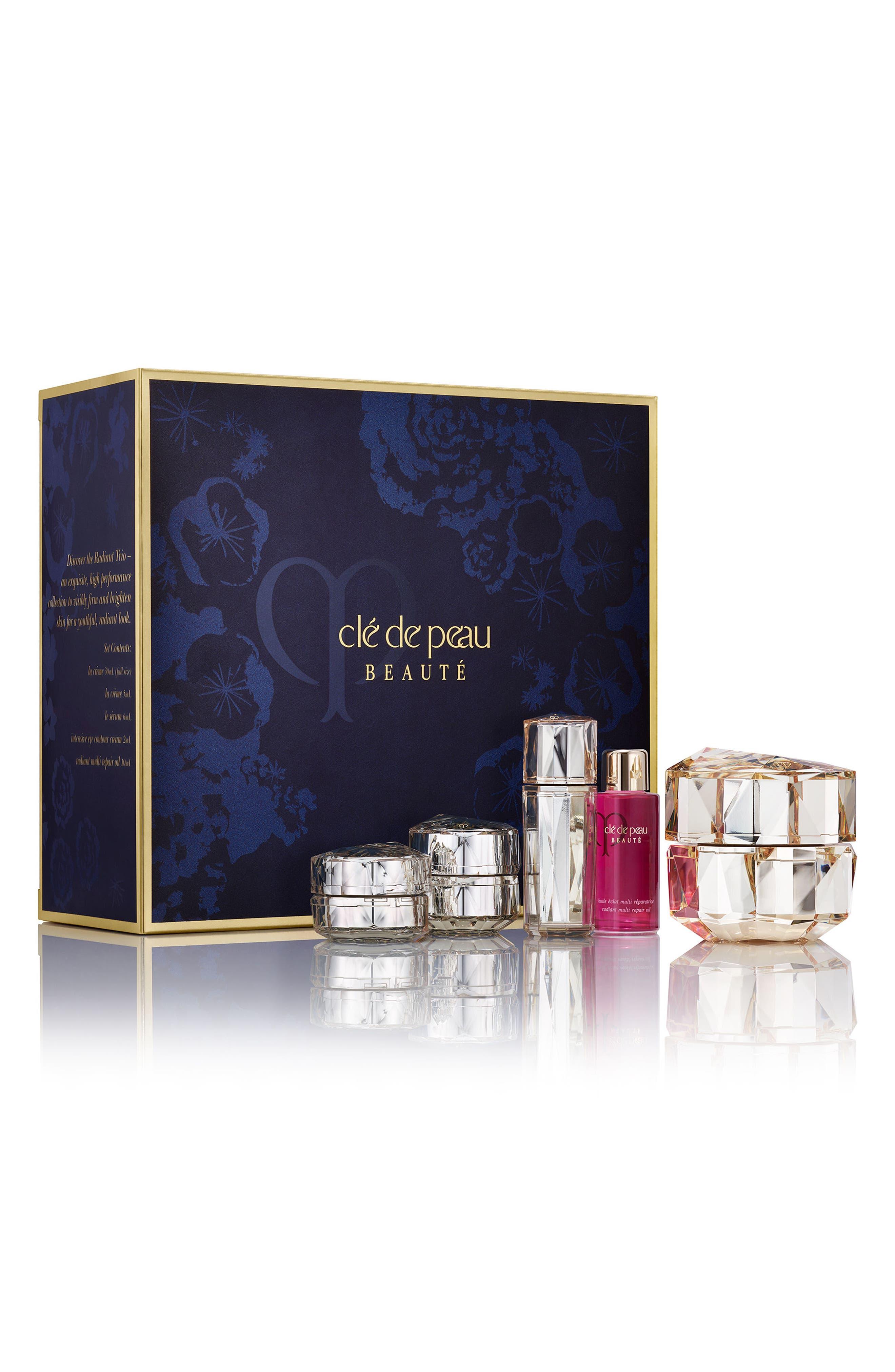 Clé de Peau Beauté Radiant Trio Collection ($729 Value)