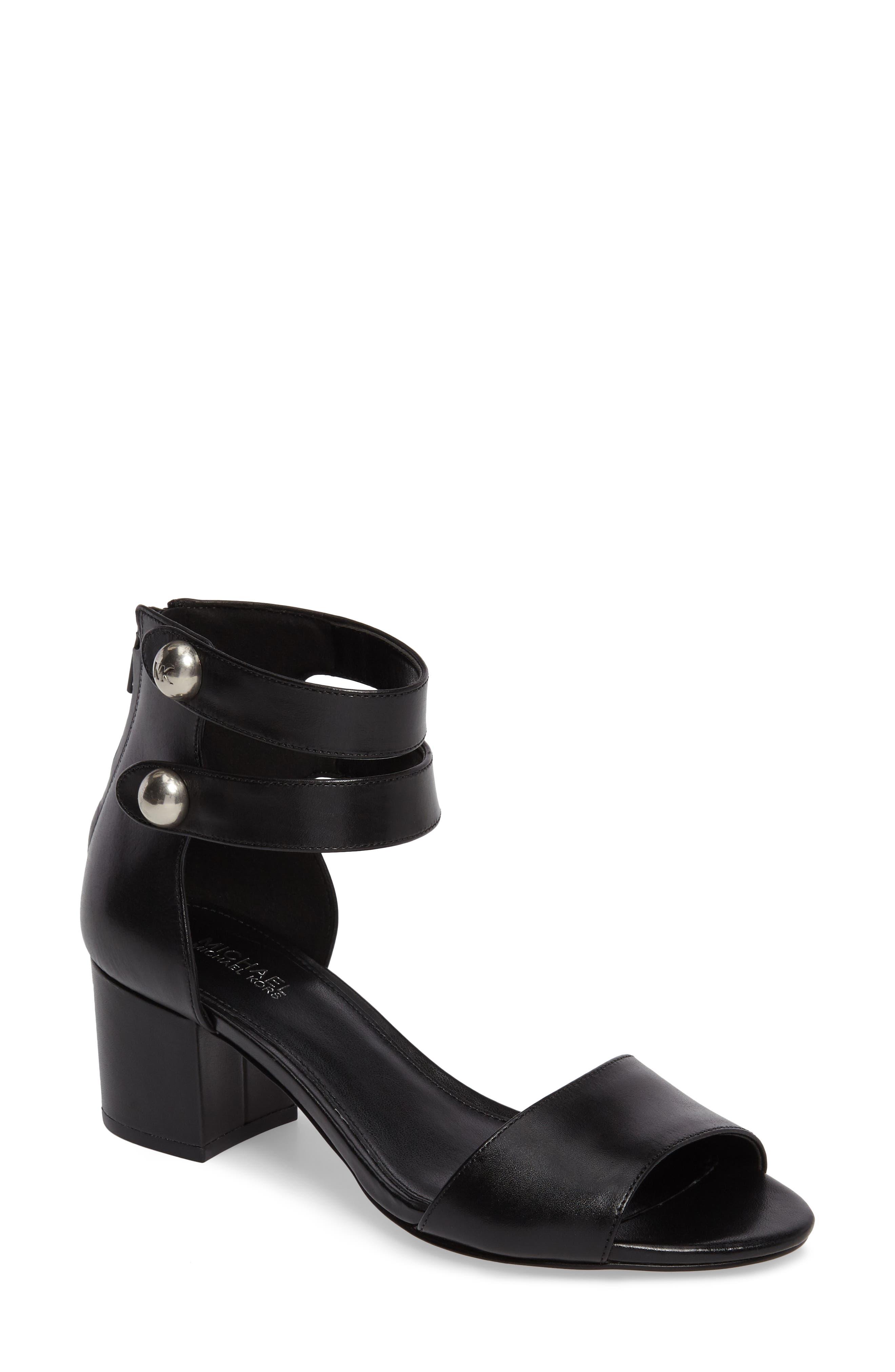 Maisie Sandal,                         Main,                         color, Black